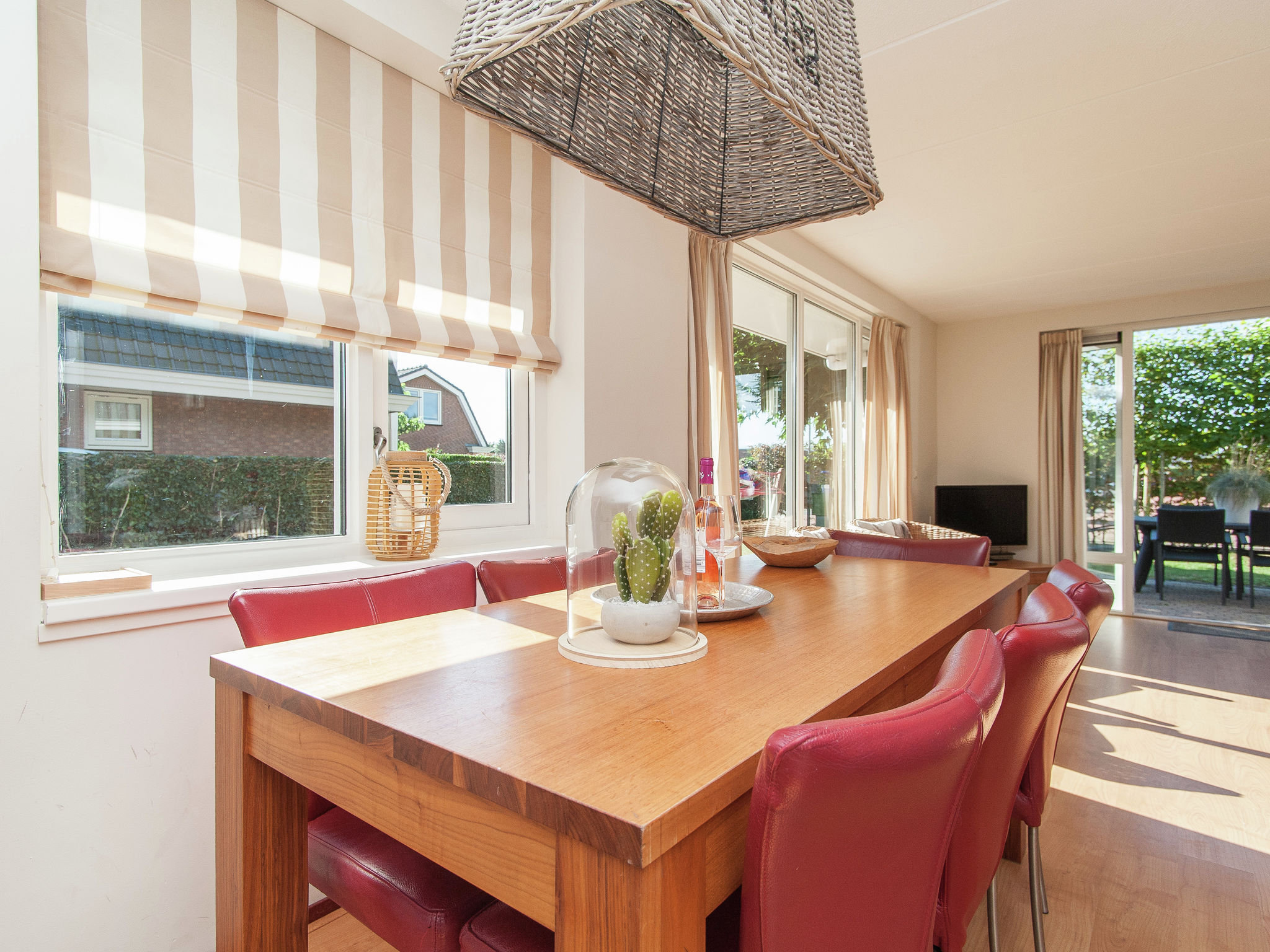 Holland | North Sea Coast South | Holiday home Bungalowpark de Gouden Spar | all year | DiningRoom