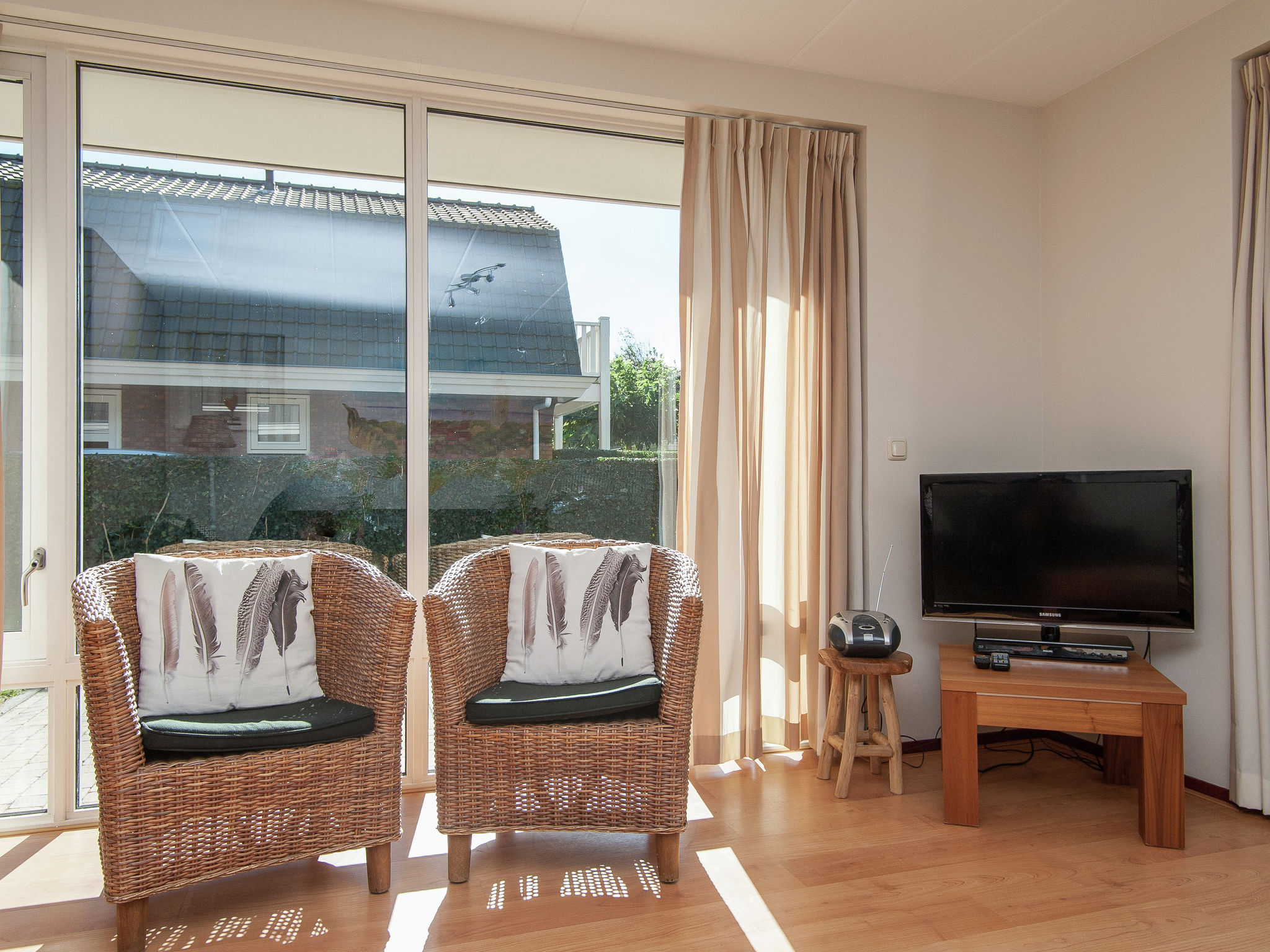 Holland | North Sea Coast South | Holiday home Bungalowpark de Gouden Spar | all year | LivingRoom