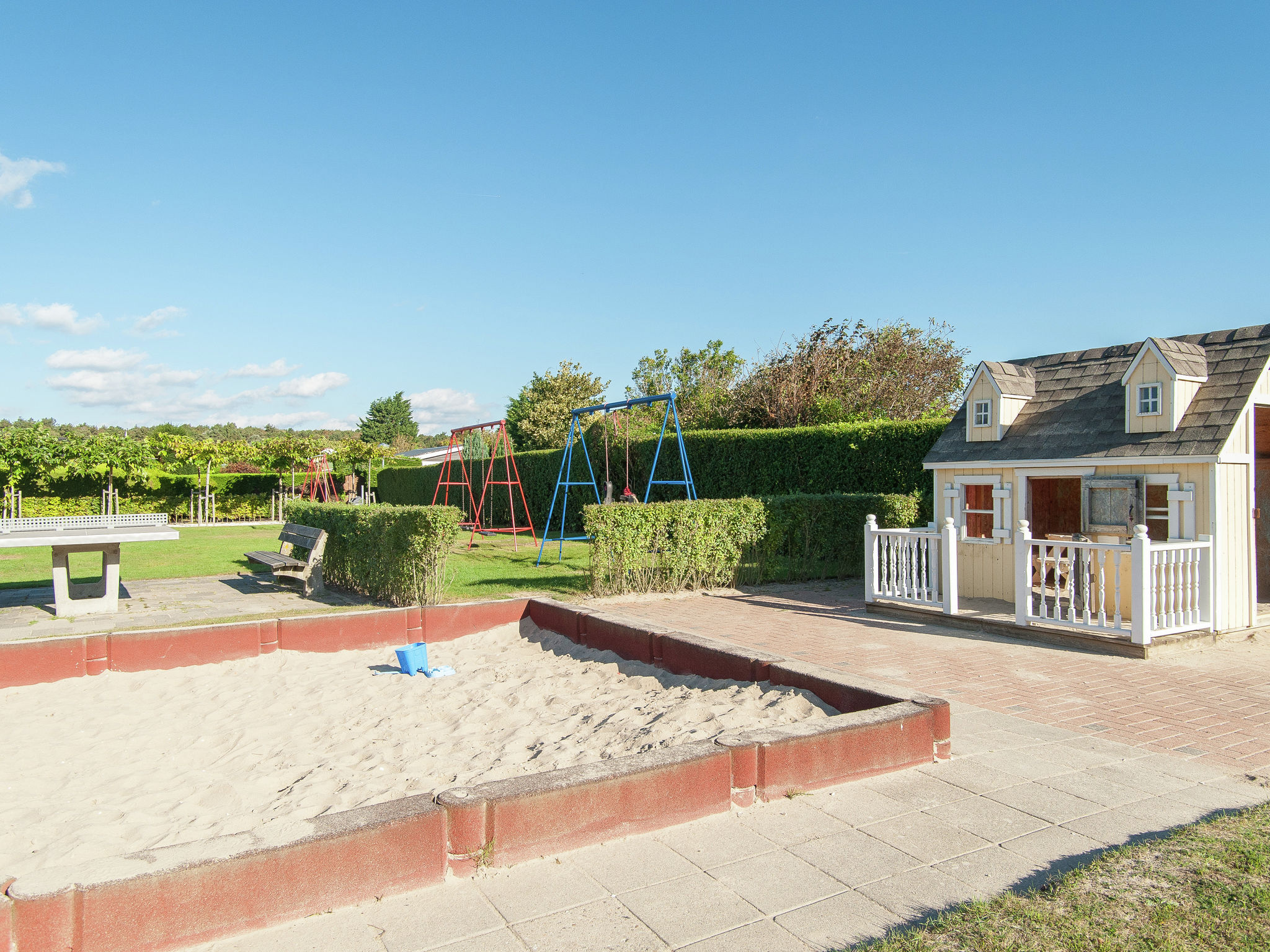 Holland | North Sea Coast South | Holiday home Bungalowpark de Gouden Spar | all year | Facilities