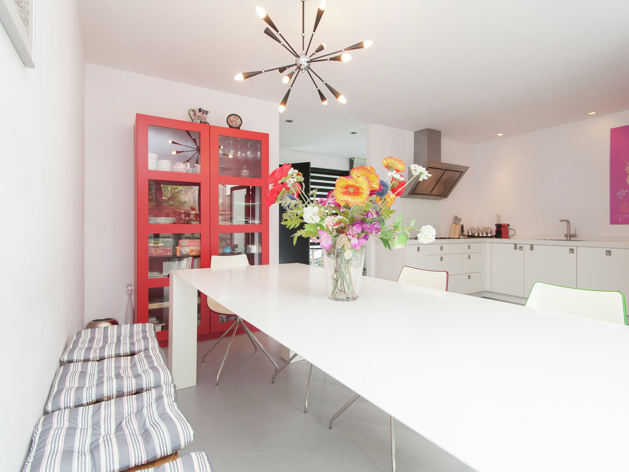 Holland | North Sea Coast North | Holiday home Strandvilla | all year | DiningRoom