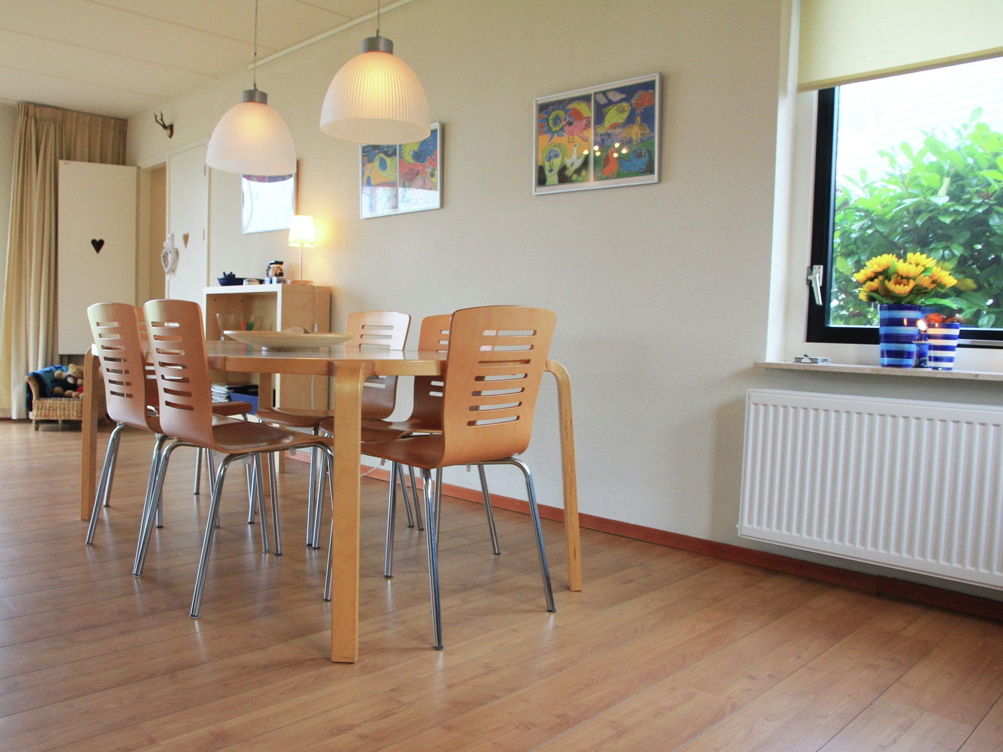Holland | Friesland | Holiday home Morgenrood | all year | DiningRoom