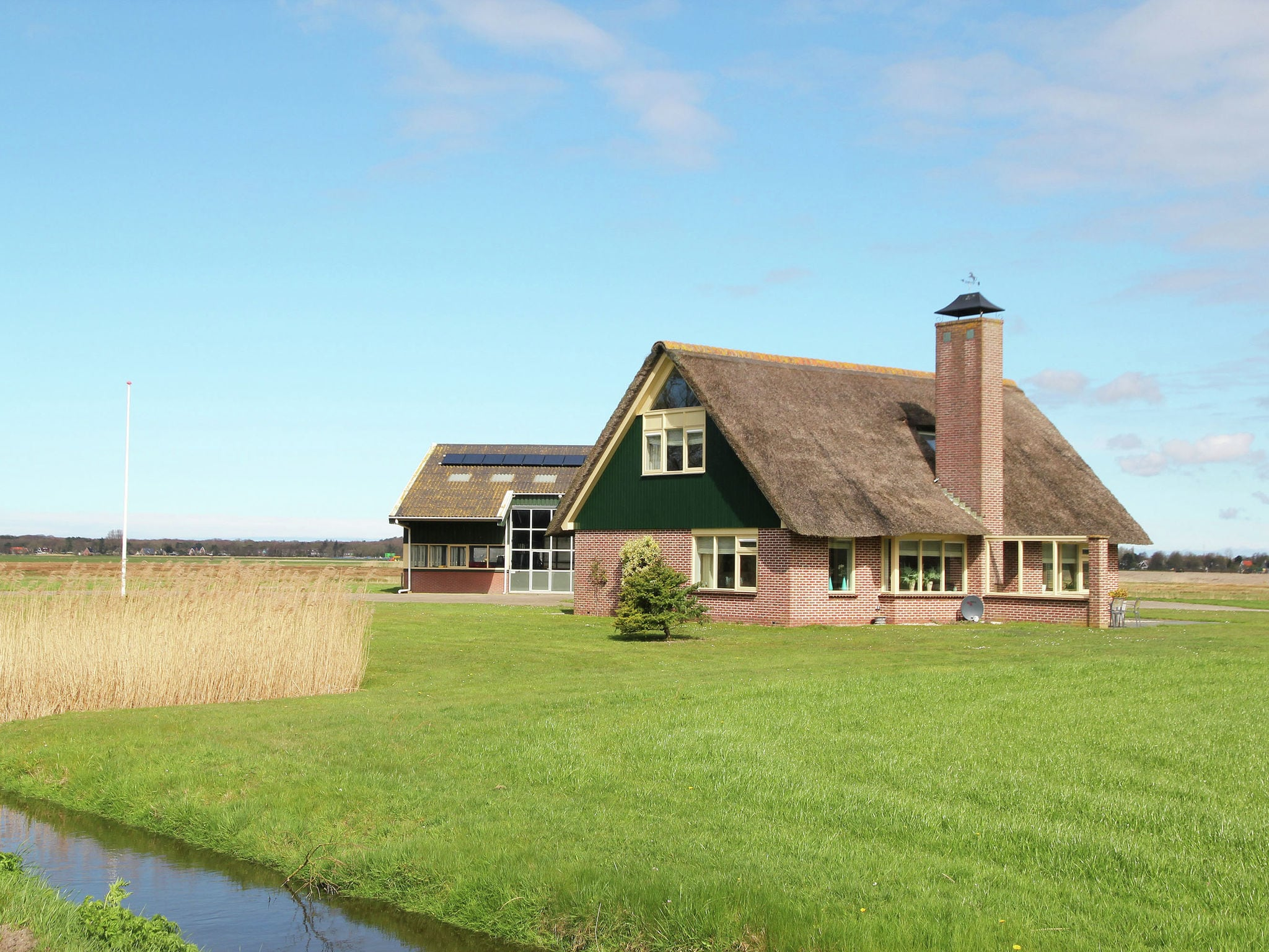 Holland | North Sea Coast North | Holiday home Groene Weide | all year | ExteriorSummer
