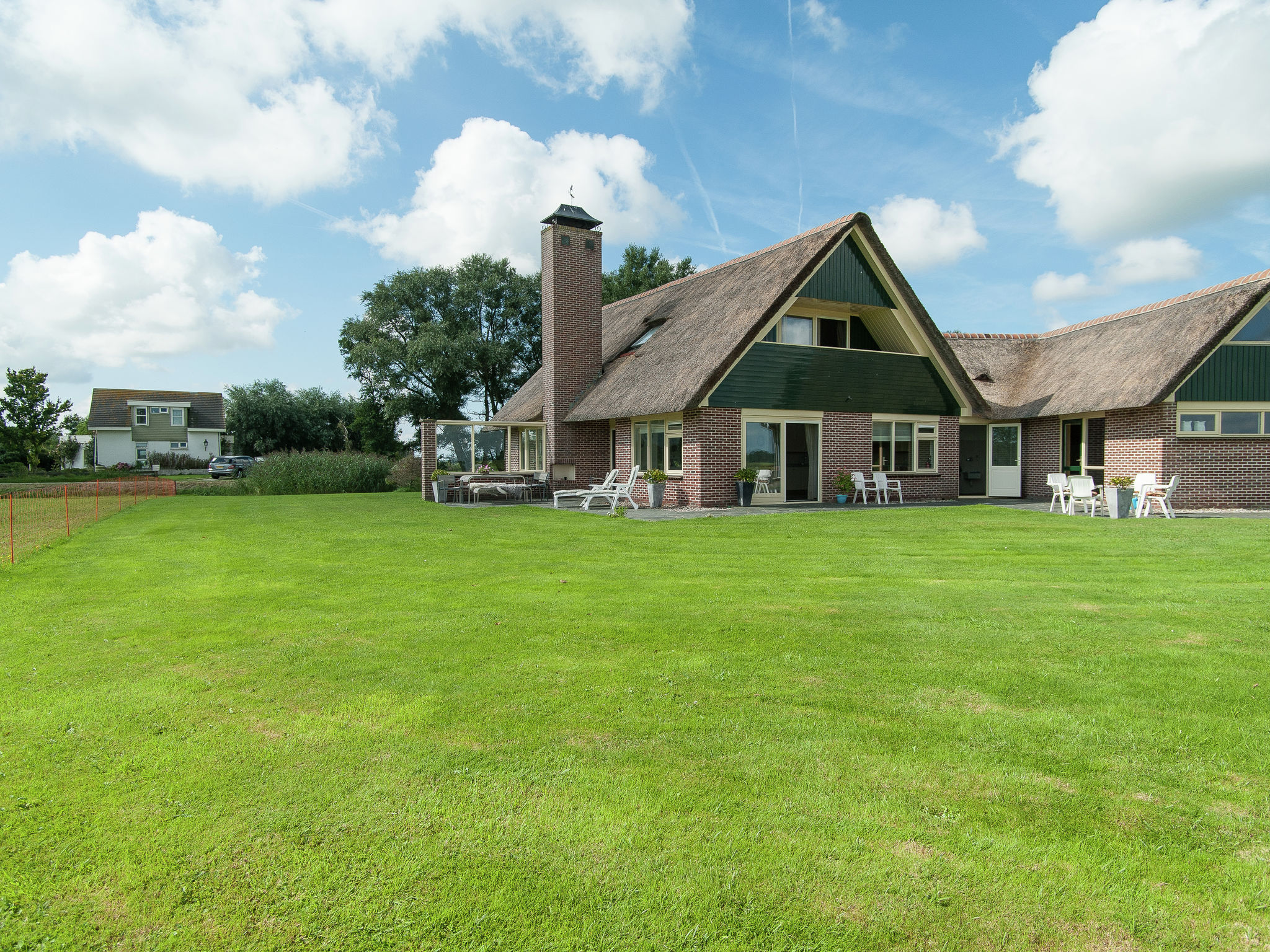 Holland | North Sea Coast North | Holiday home Groene Weide | all year | GardenSummer