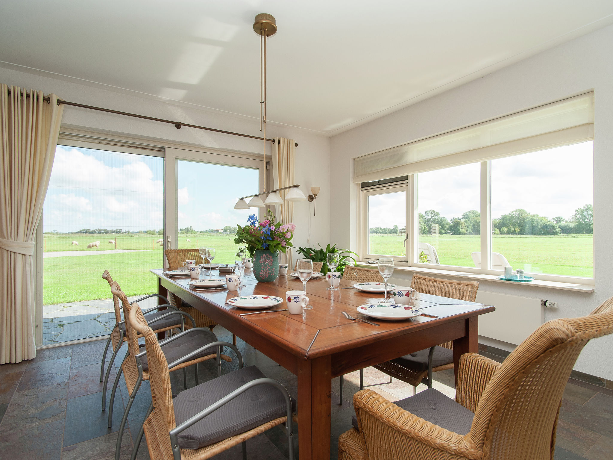 Holland | North Sea Coast North | Holiday home Groene Weide | all year | DiningRoom