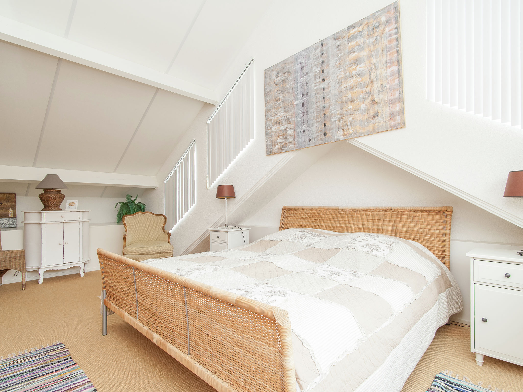 Holland | North Sea Coast North | Holiday home Villa in de Duinen | all year | BedRoom