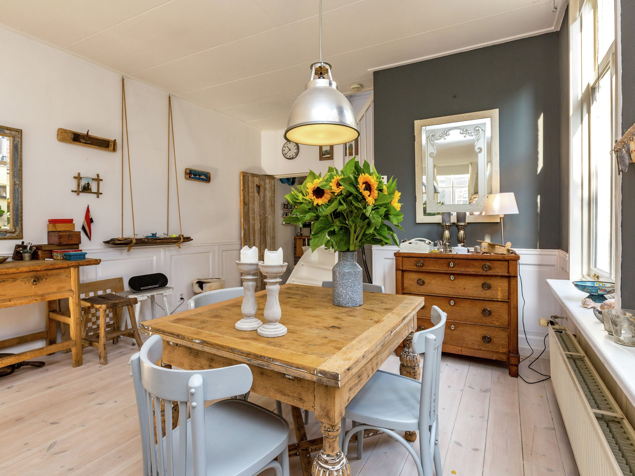 Holland | North Sea Coast South | Holiday home Skipper | all year | DiningRoom