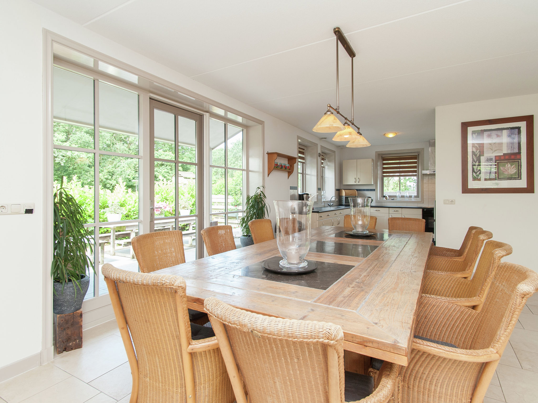 Holland | North Sea Coast North | Holiday home Hoeve Stolpwijk | all year | DiningRoom