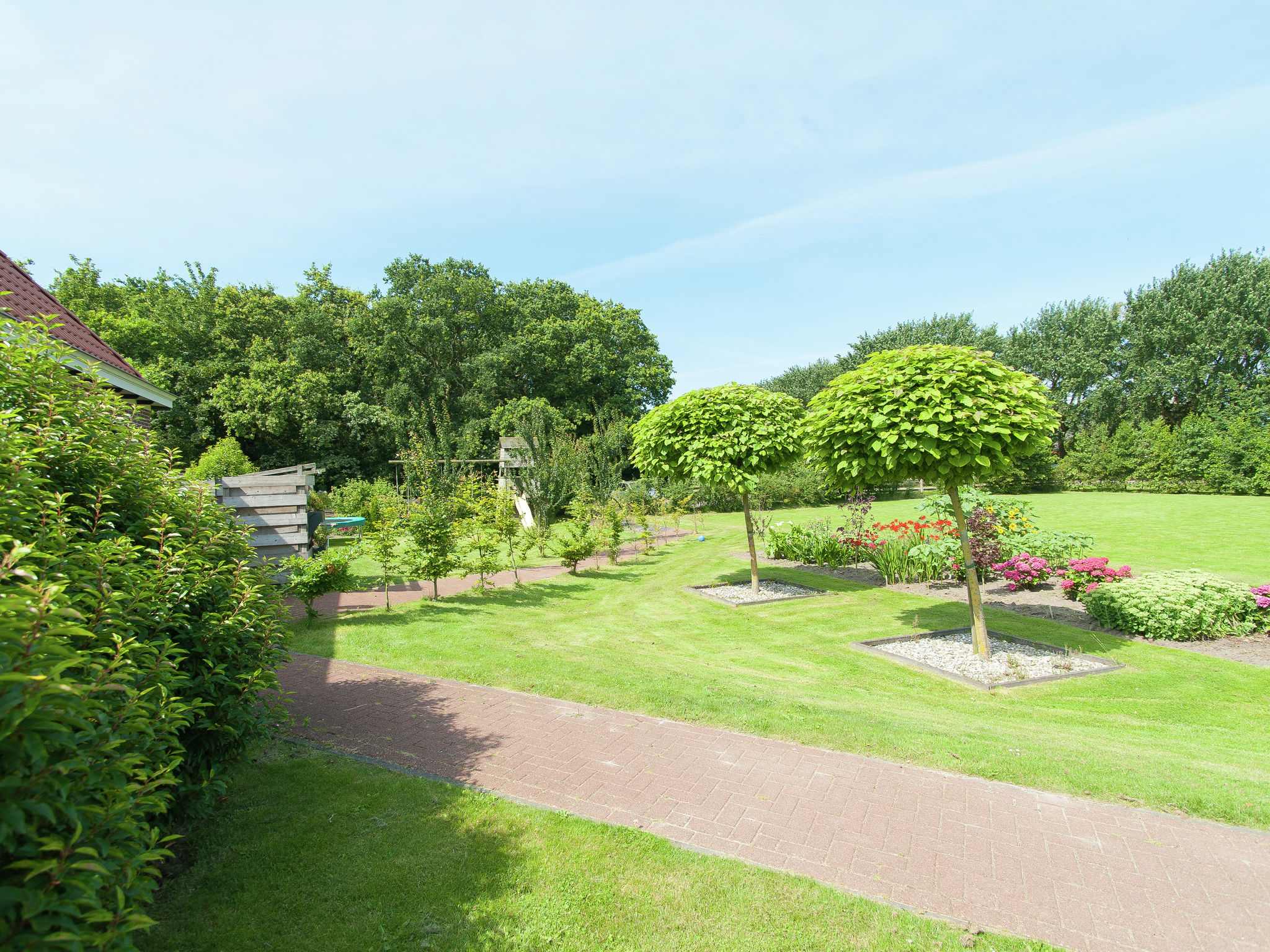 Holland | North Sea Coast North | Holiday home Hoeve Stolpwijk | all year | GardenSummer