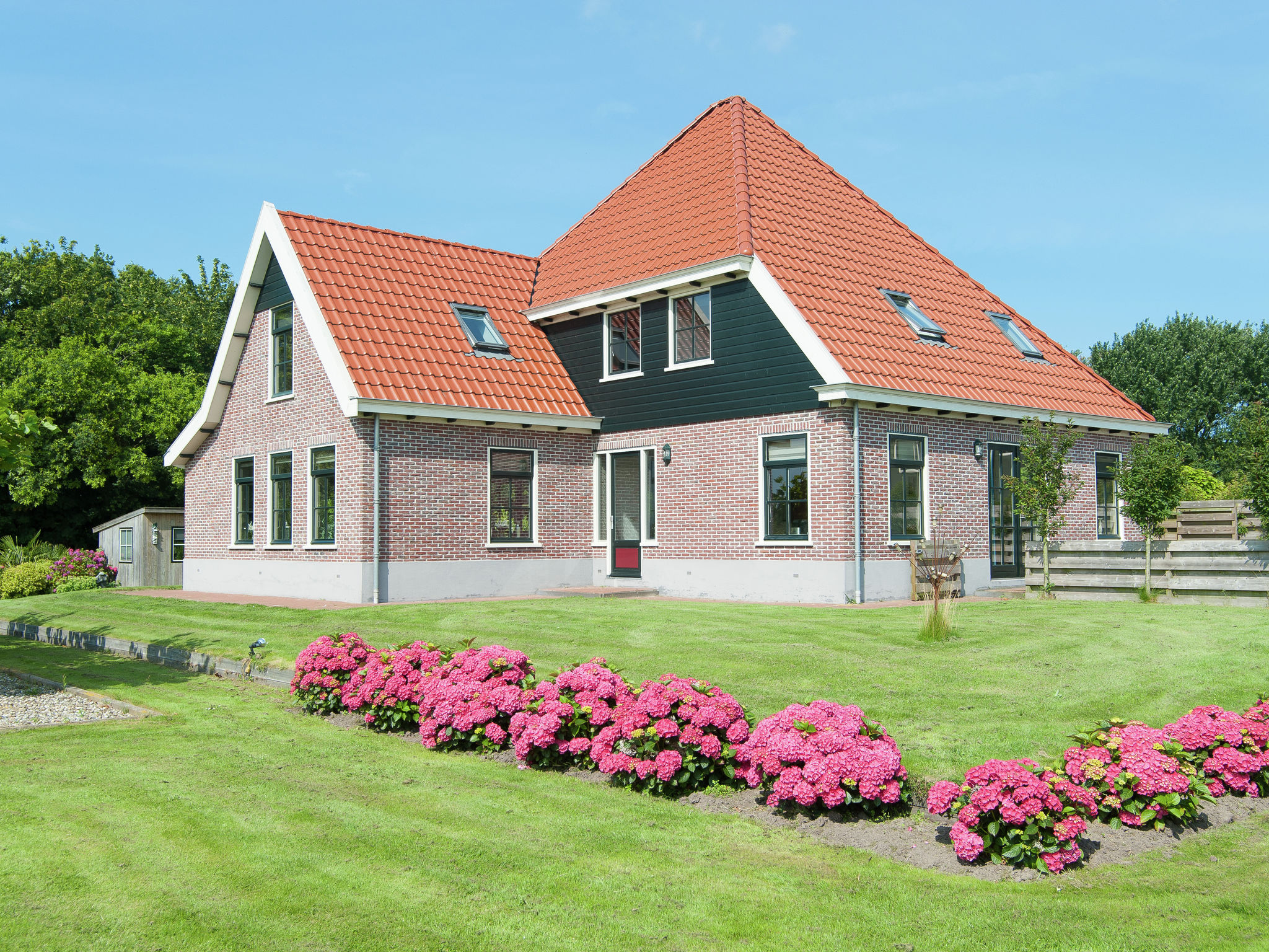 Holland | North Sea Coast North | Holiday home Hoeve Stolpwijk | all year | ExteriorSummer