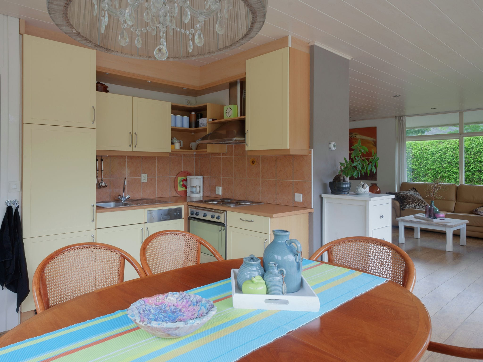 Holland | North Sea Coast South | Holiday home Kievitsvogel | all year | Kitchen