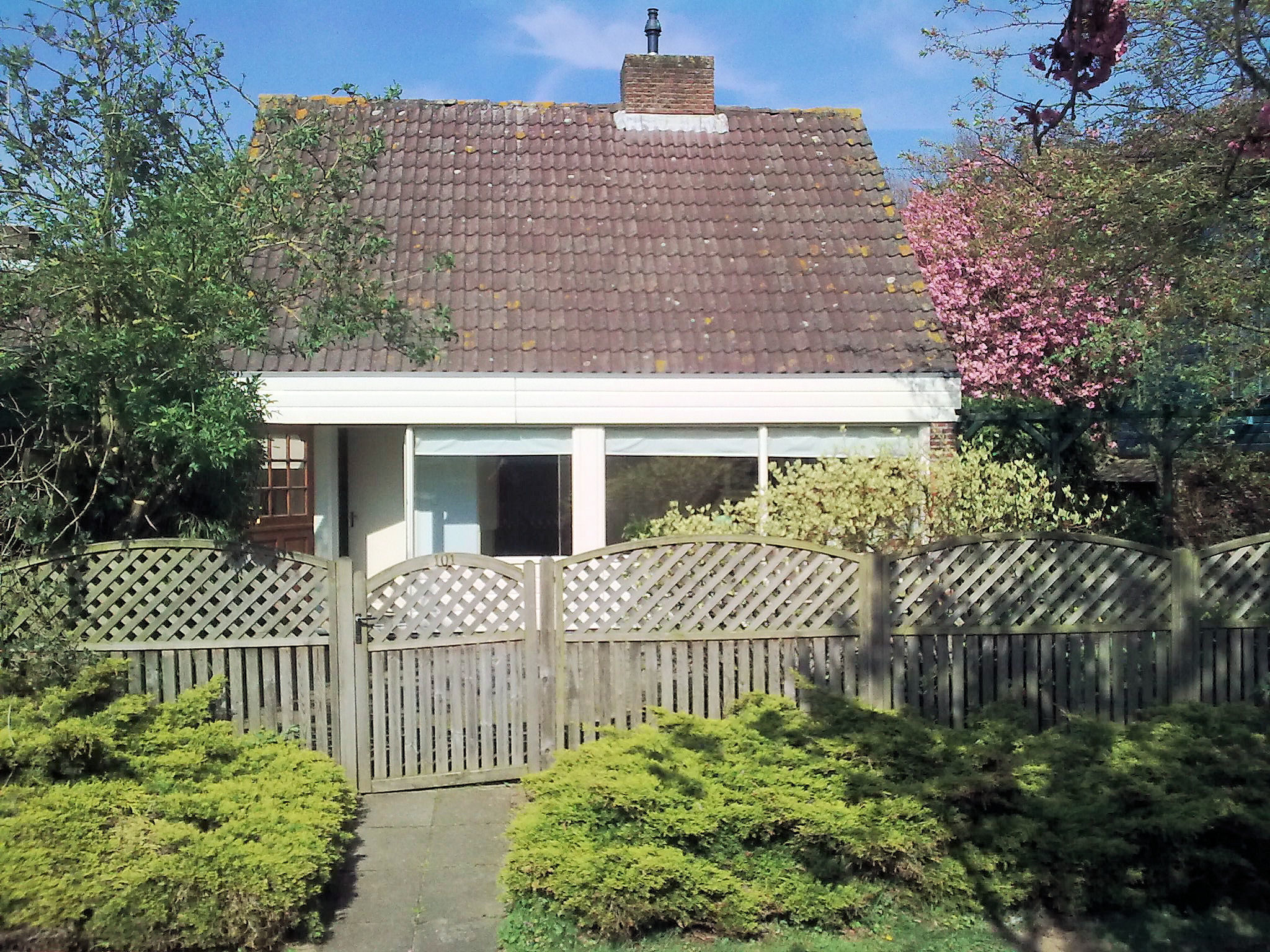 Holland | North Sea Coast South | Holiday home Como | all year | ExteriorSummer