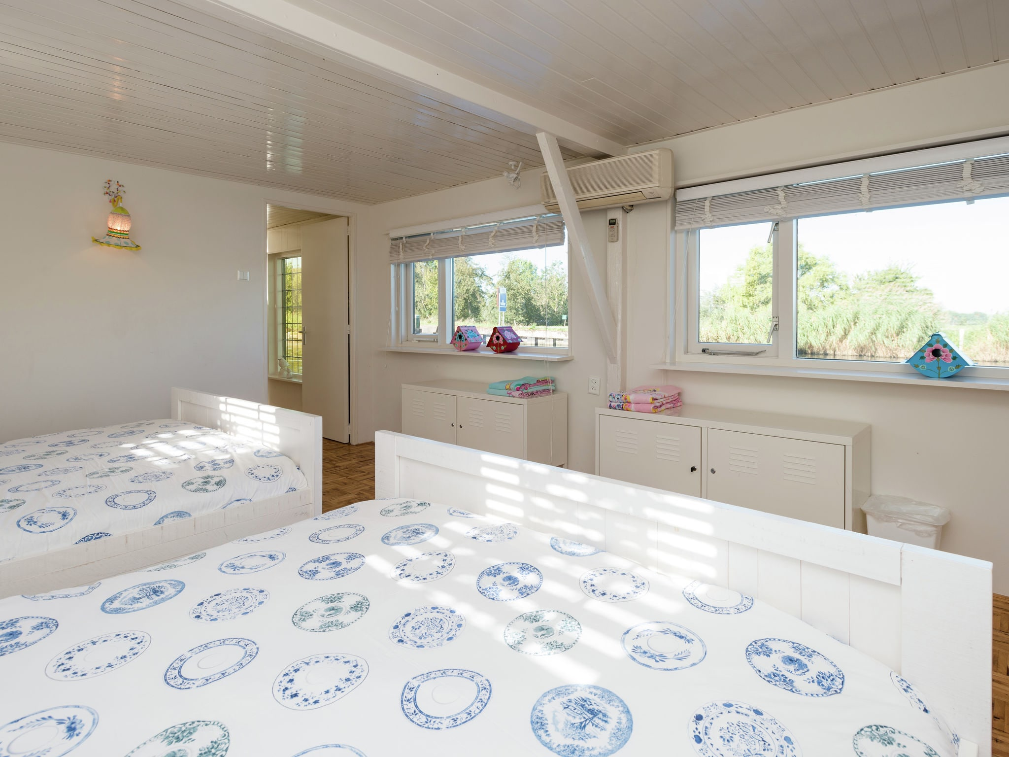 Holland | North Sea Coast North | Holiday home Waterflower | all year | BedRoom