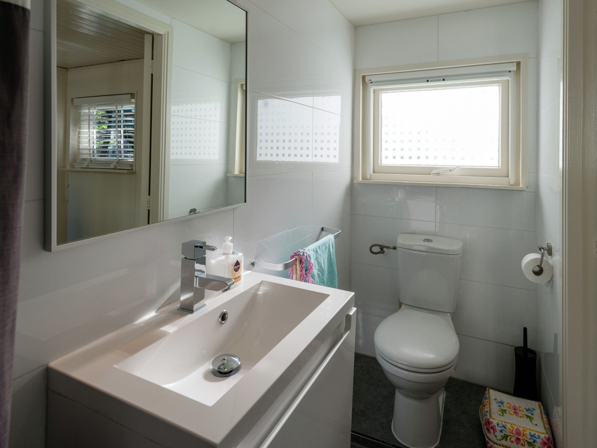 Holland | North Sea Coast North | Holiday home Waterflower | all year | BathRoom