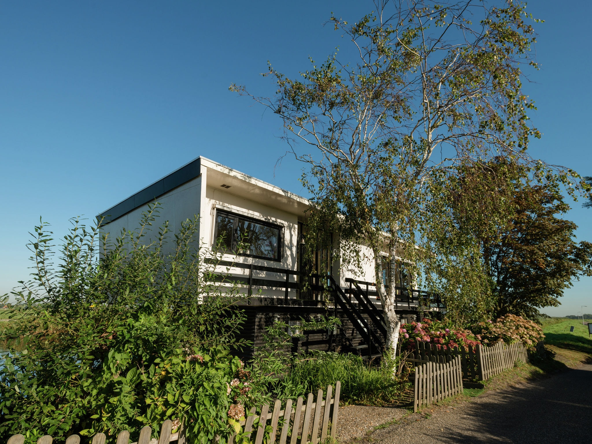 Holland | North Sea Coast North | Holiday home Waterflower | all year | ExteriorSummer