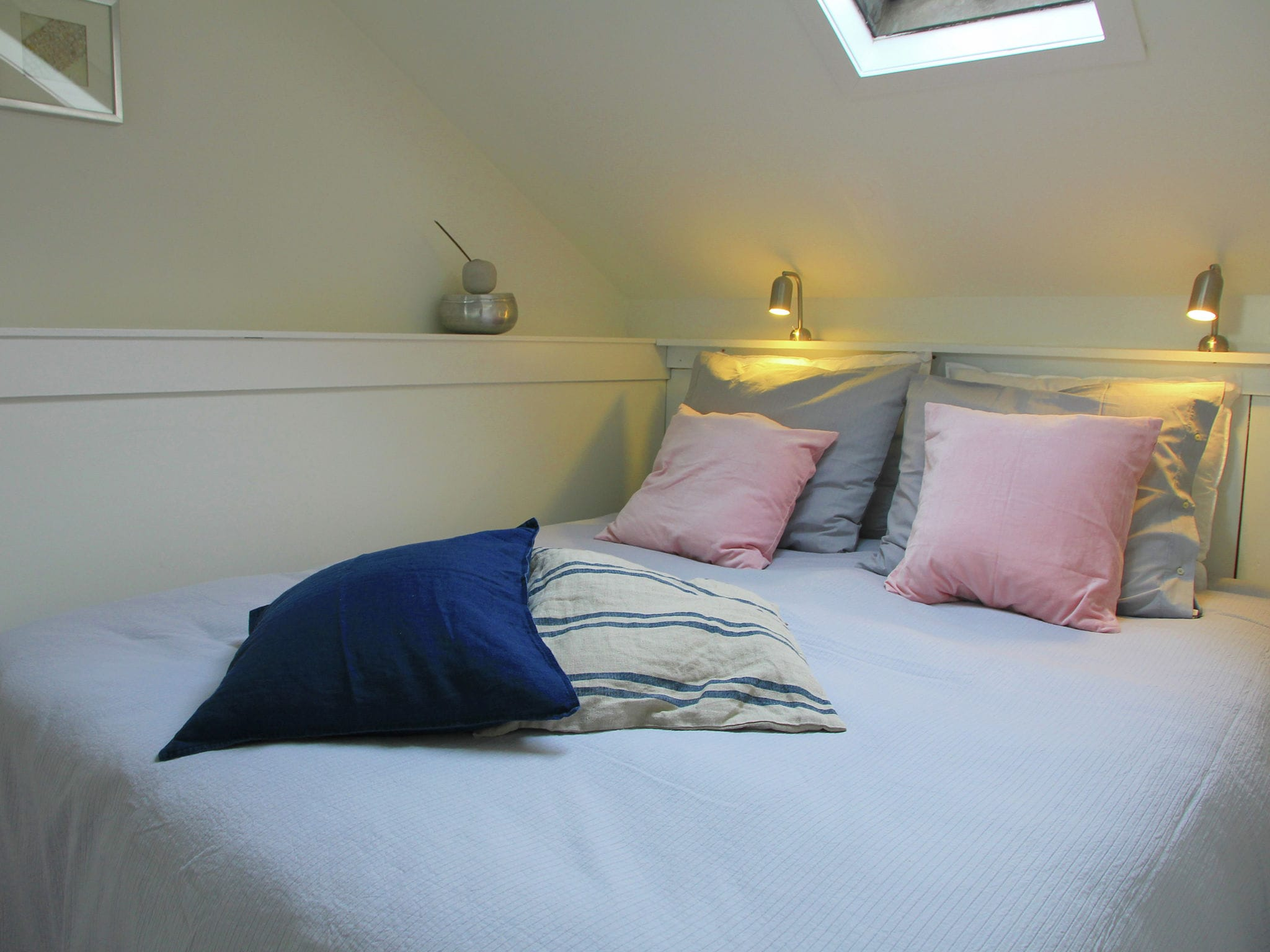 Holland | North Sea Coast North | Holiday home Hommel | all year | BedRoom
