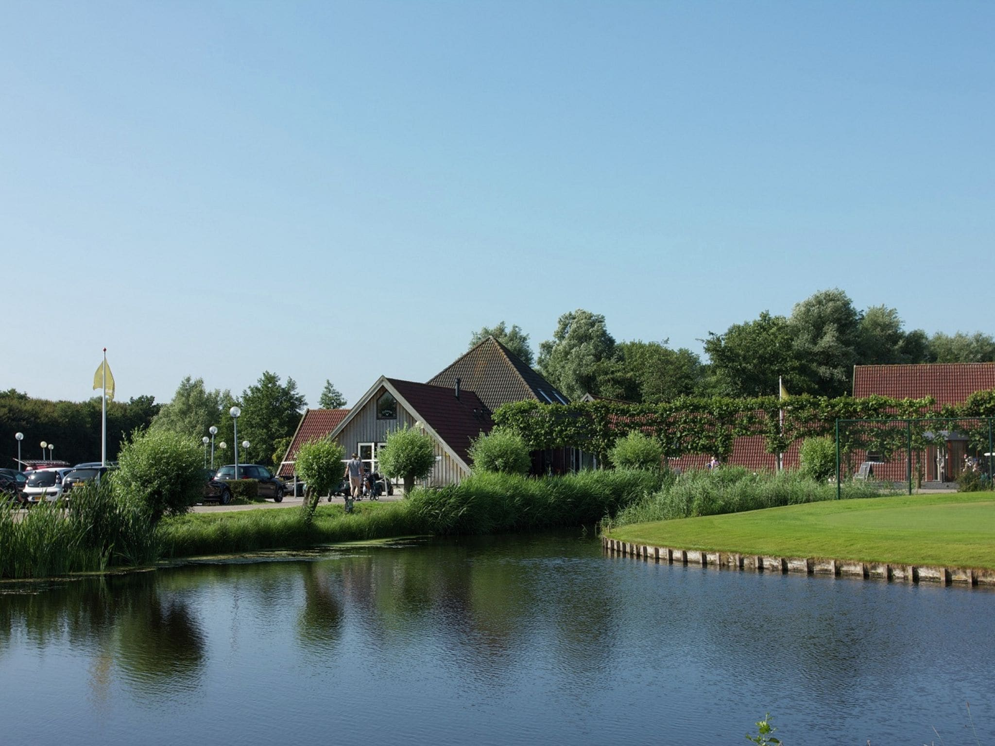 Holland | North Sea Coast North | Holiday home Hommel | all year | AreaSummer20KM