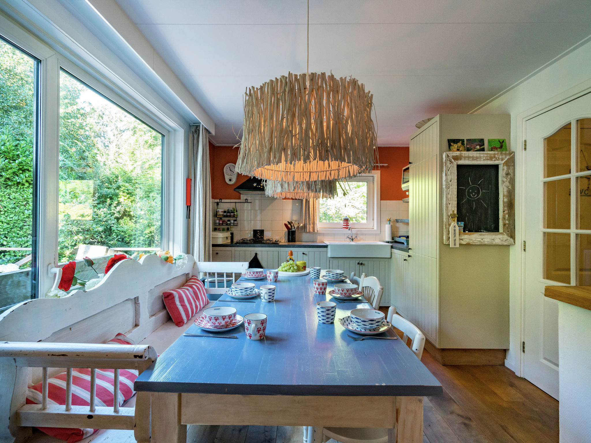 Holland | Zeeland | Holiday home Zomerzotheid | all year | Kitchen