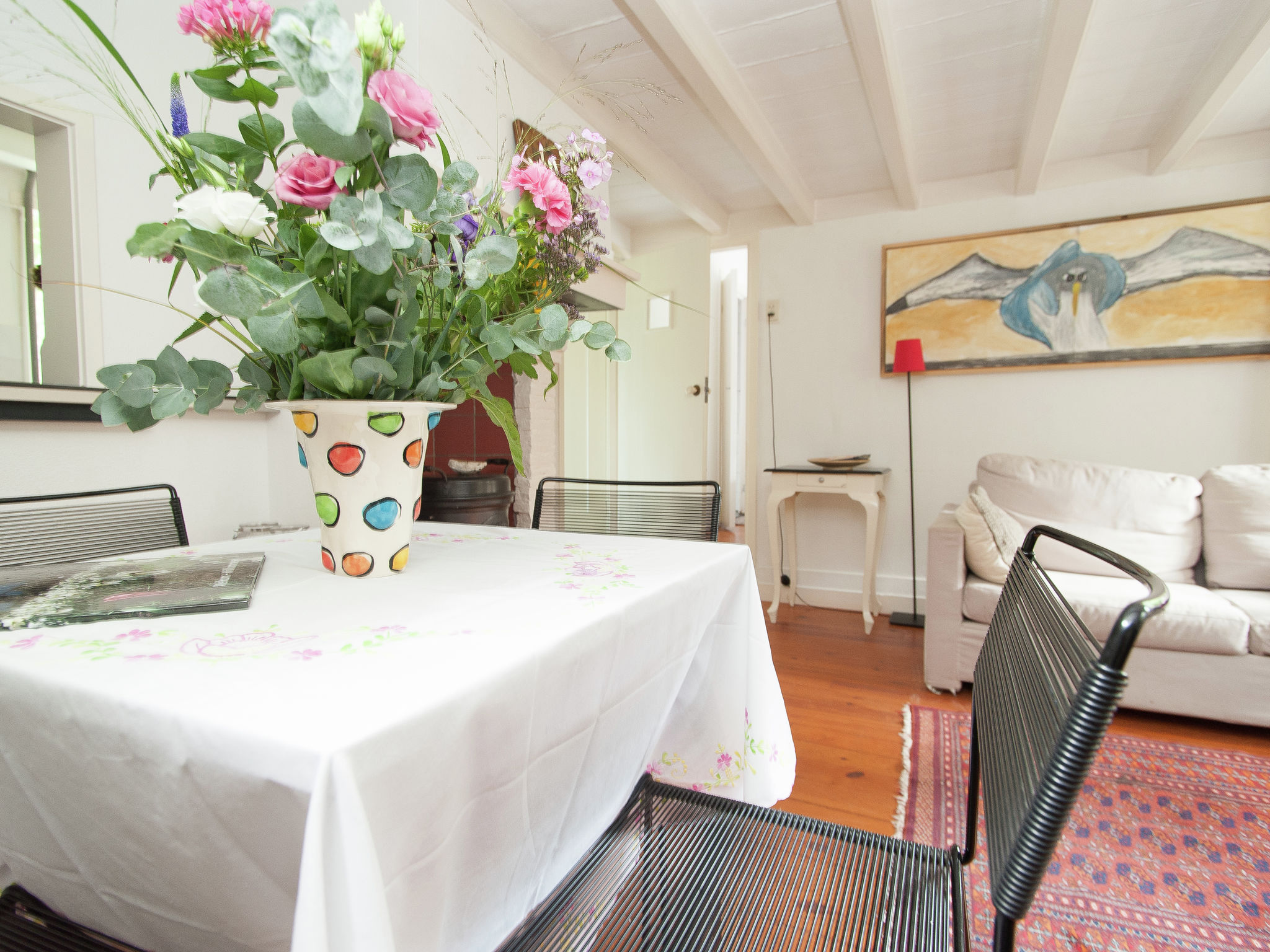 Holland | North Sea Coast North | Holiday home Romantisch Bergen | all year | DiningRoom
