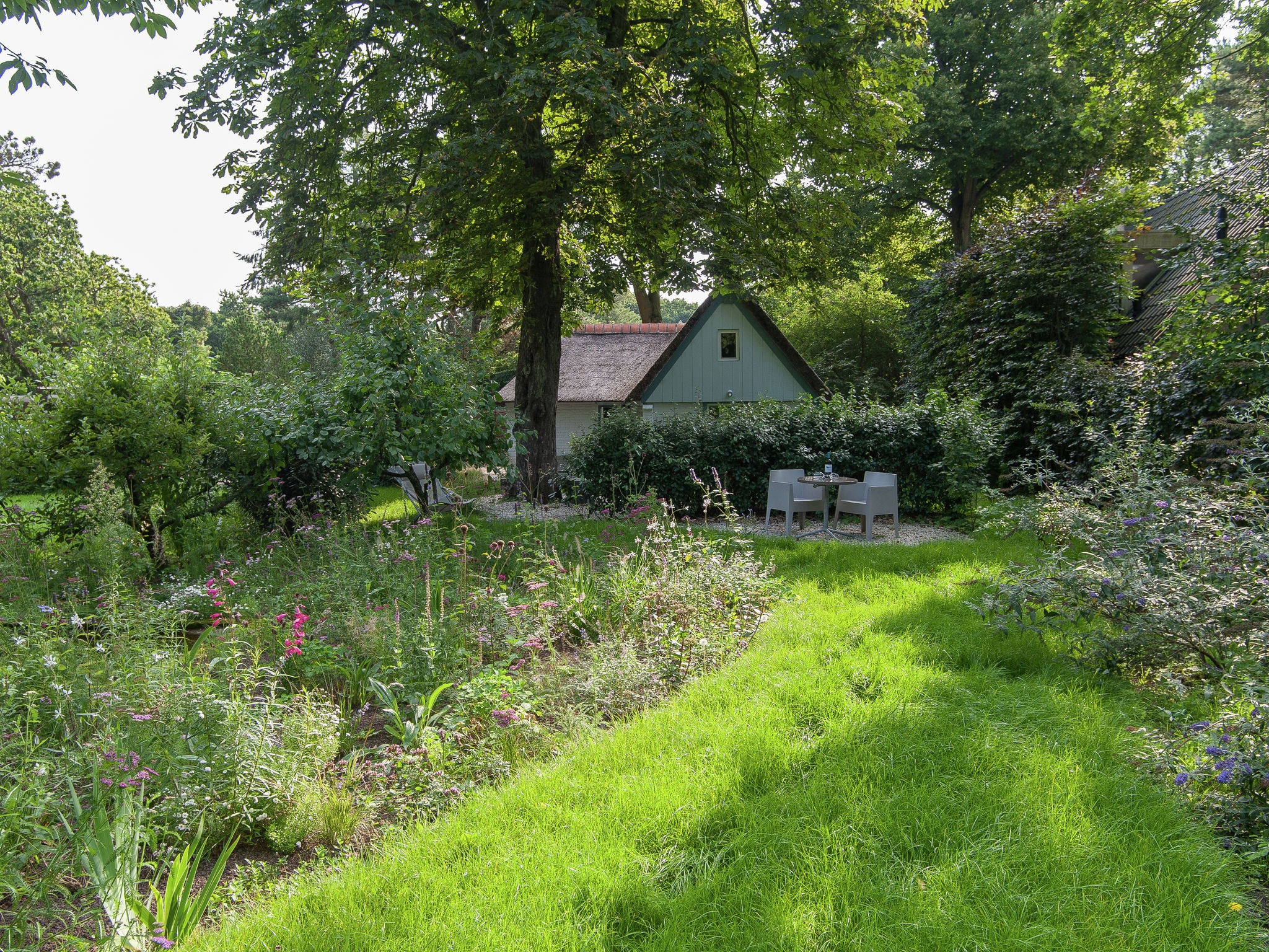 Holland | North Sea Coast North | Holiday home Romantisch Bergen | all year | GardenSummer