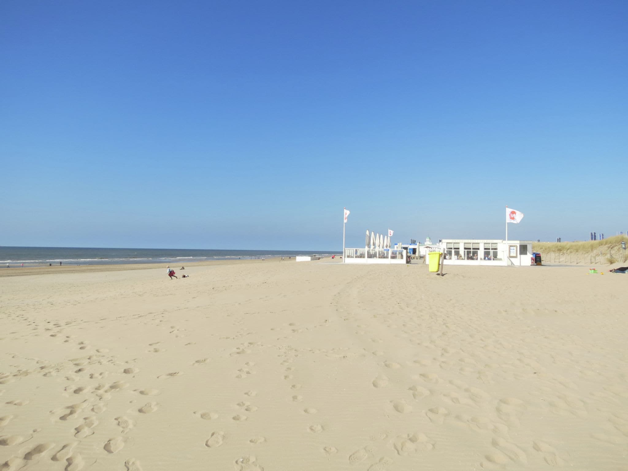 Holland | North Sea Coast South | Holiday home @ the Lighthouse | all year | AreaSummer20KM