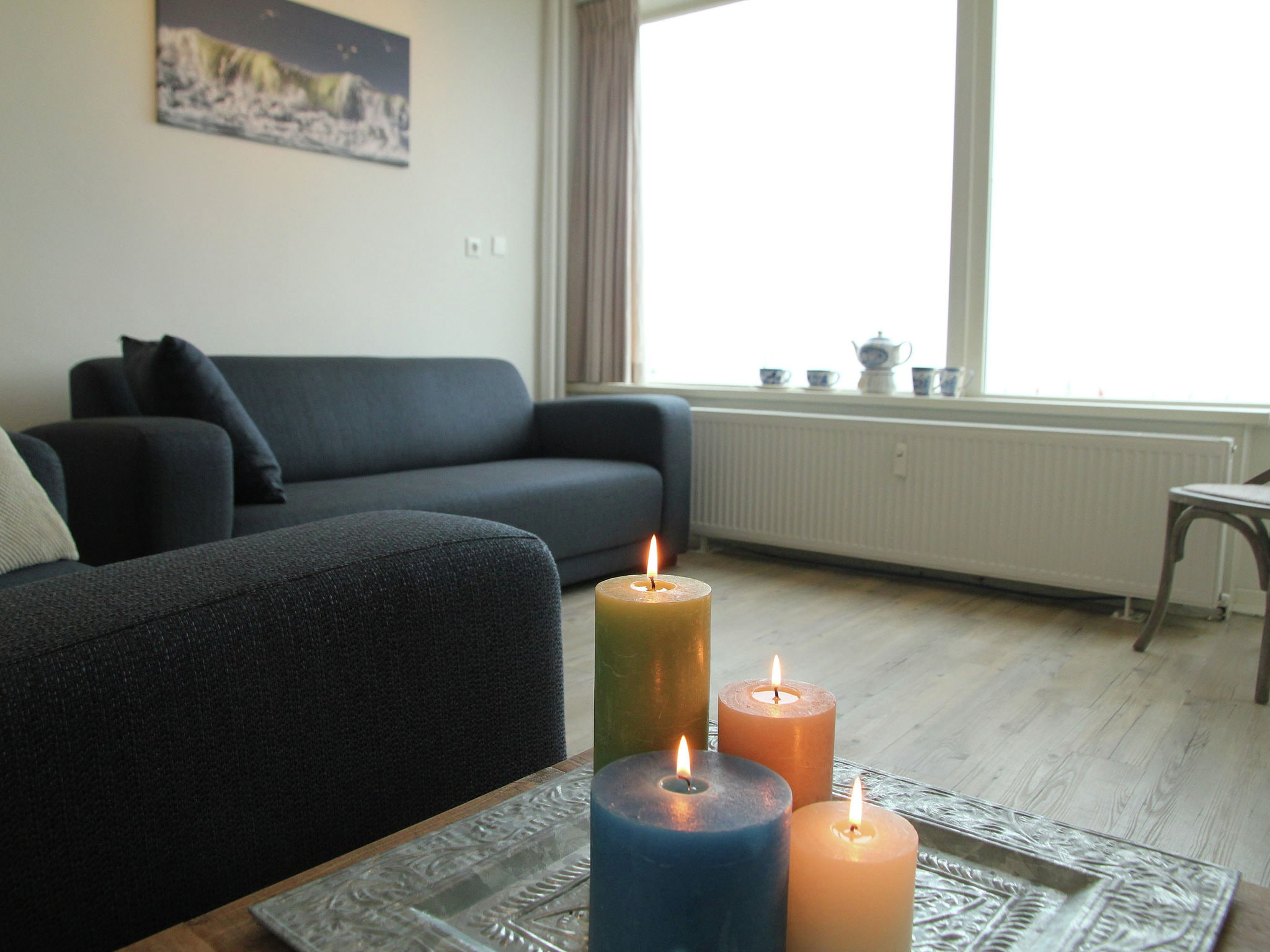 Holland | North Sea Coast South | Holiday home @ the Lighthouse | all year | LivingRoom