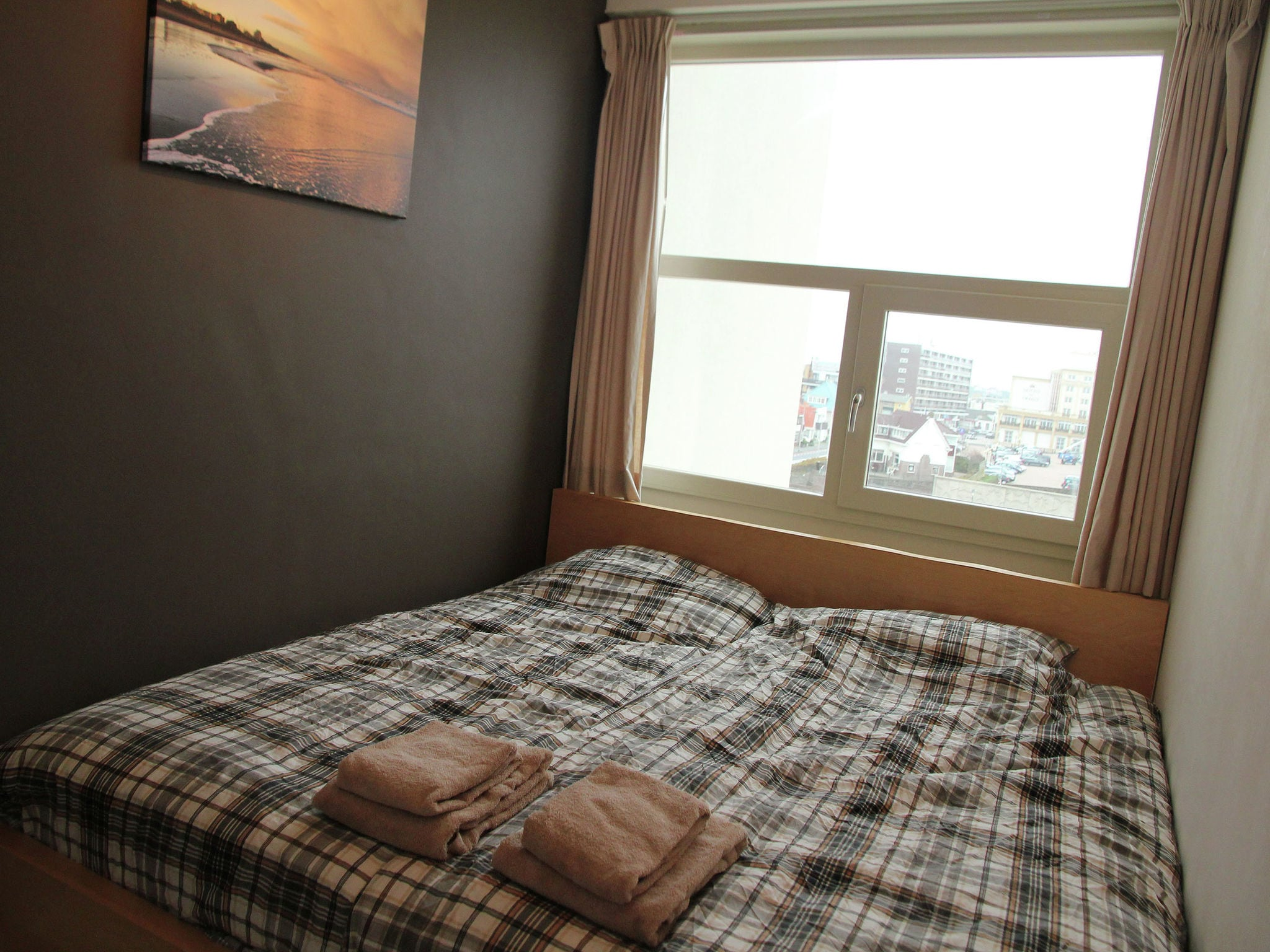 Holland | North Sea Coast South | Holiday home @ the Lighthouse | all year | BedRoom