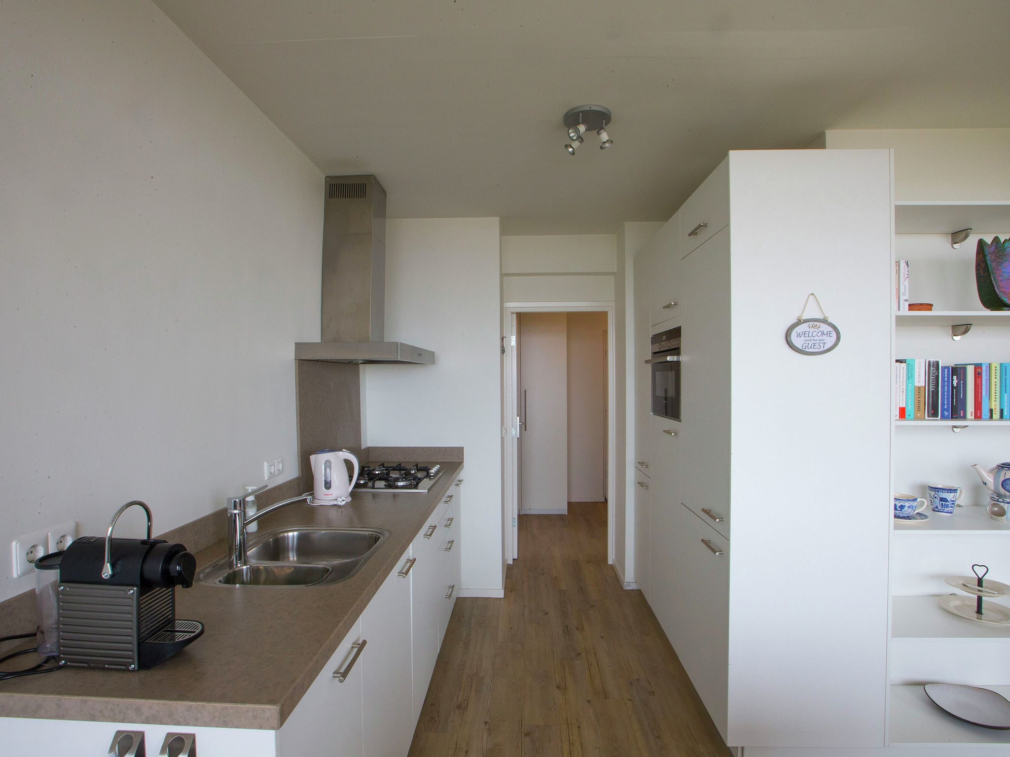Holland | North Sea Coast South | Holiday home @ the Lighthouse | all year | Kitchen