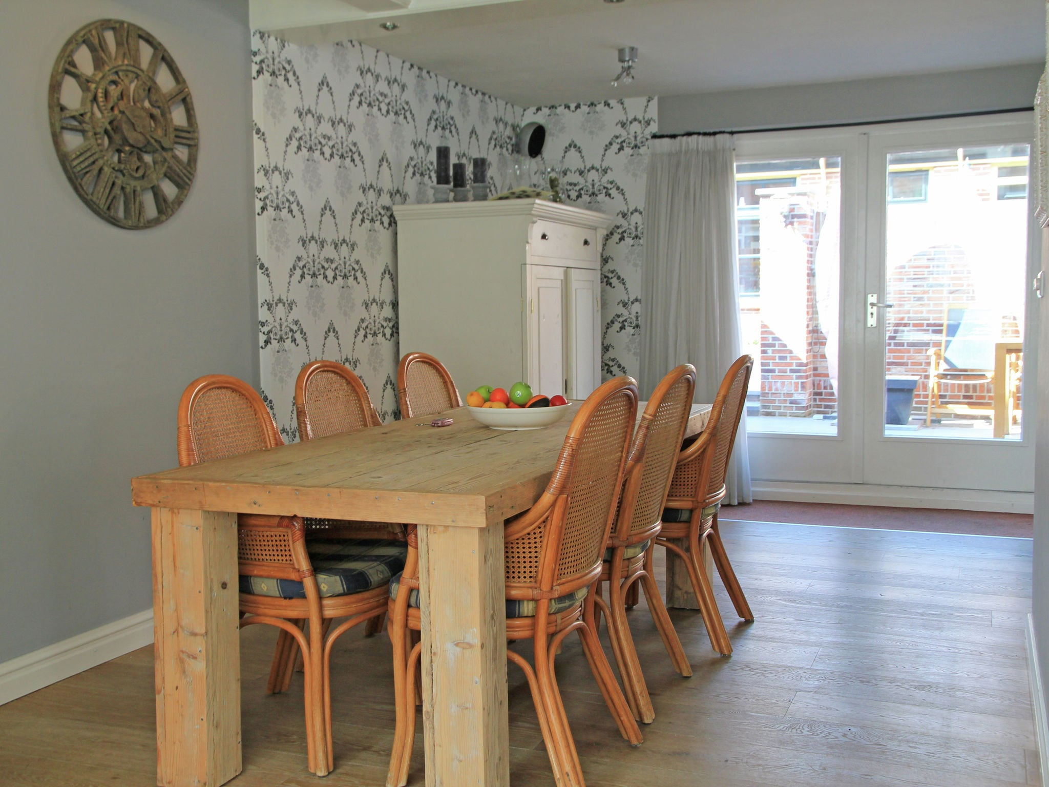 Holland | North Sea Coast North | Holiday home Zilte Lucht | Holidays | DiningRoom