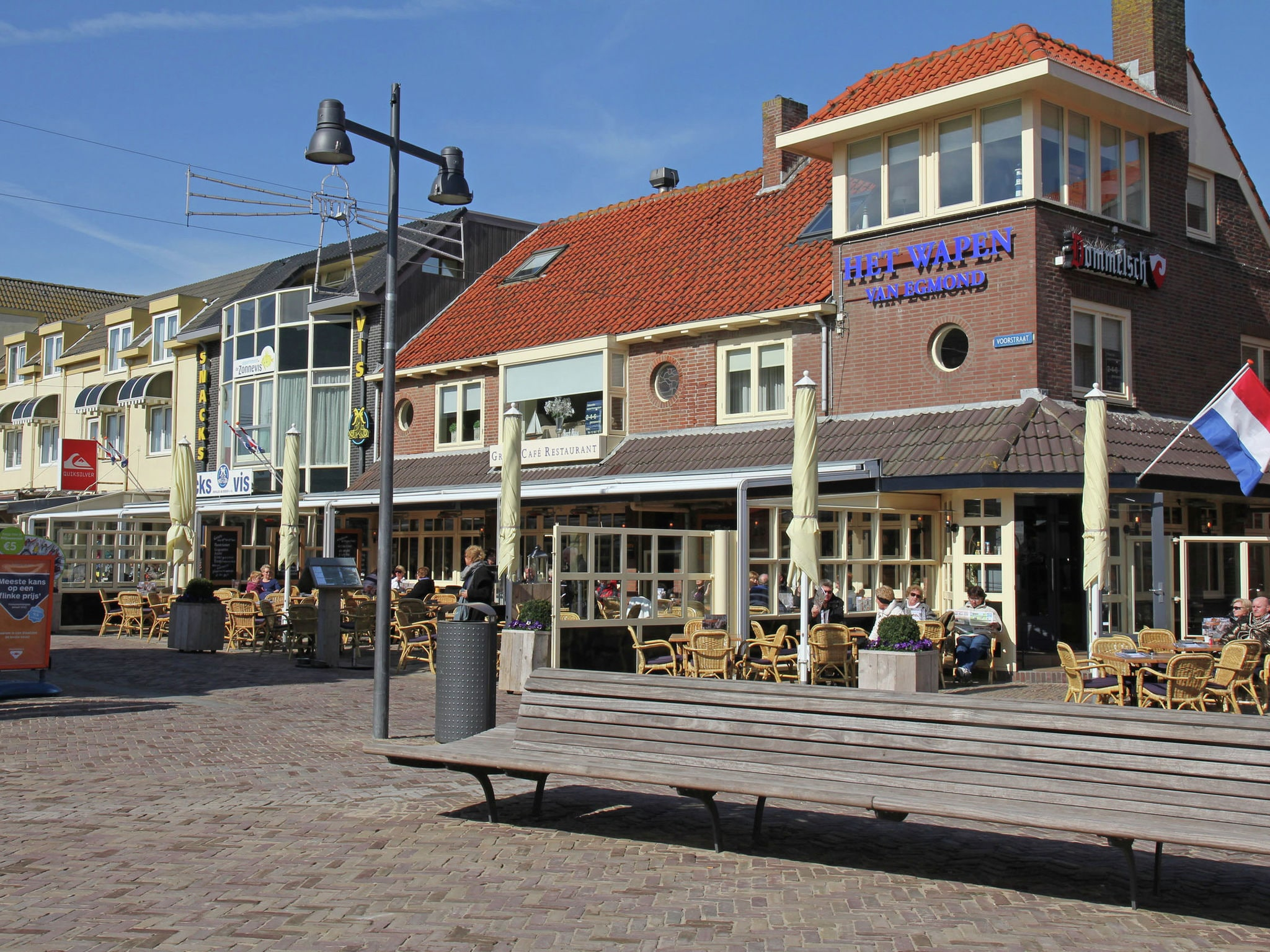 Holland | North Sea Coast North | Holiday home Zilte Lucht | Holidays | ExteriorSummer