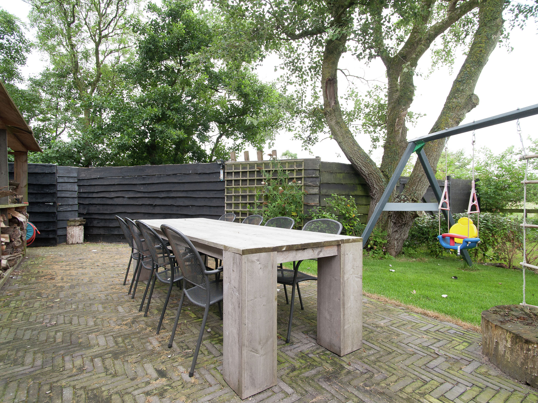 Holland | North Sea Coast North | Holiday home Spoelde Wiel | Holidays | TerraceBalcony