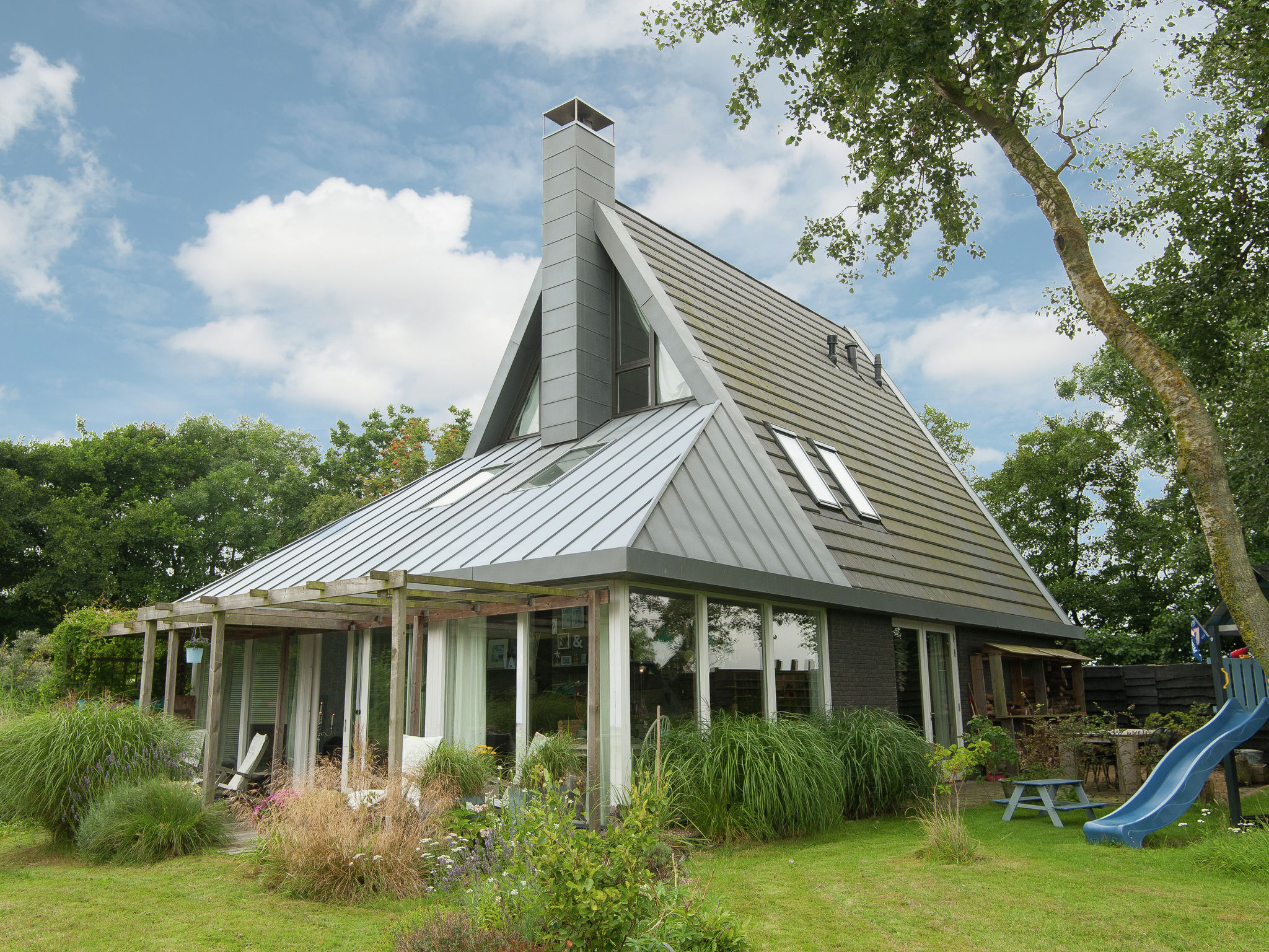 Holland | North Sea Coast North | Holiday home Spoelde Wiel | Holidays | ExteriorSummer