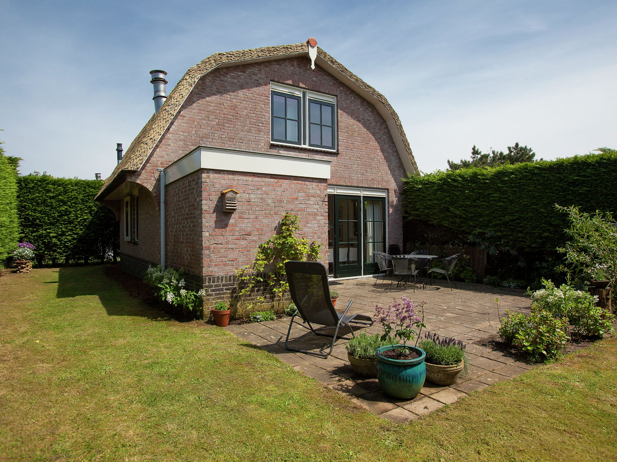 Holland | North Sea Coast South | Holiday home Huisje Ter Duin | Holidays | ExteriorSummer