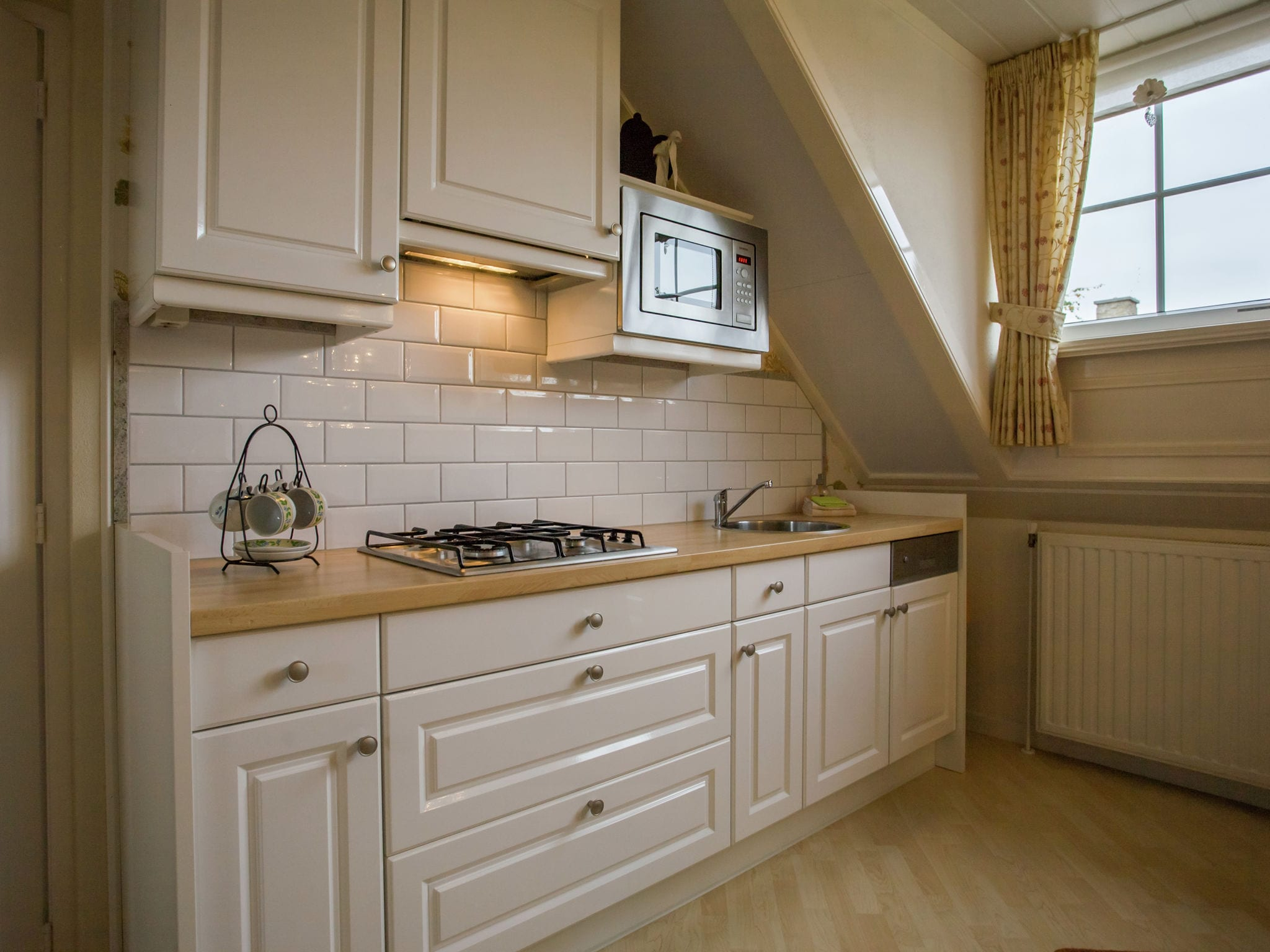 Holland | Zeeland | Holiday home Ritthemse Pracht | all year | Kitchen