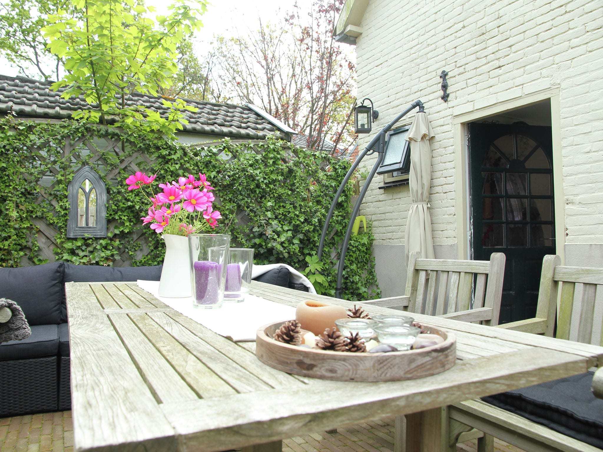 Holland | North Sea Coast North | Holiday home Flori | all year | GardenSummer