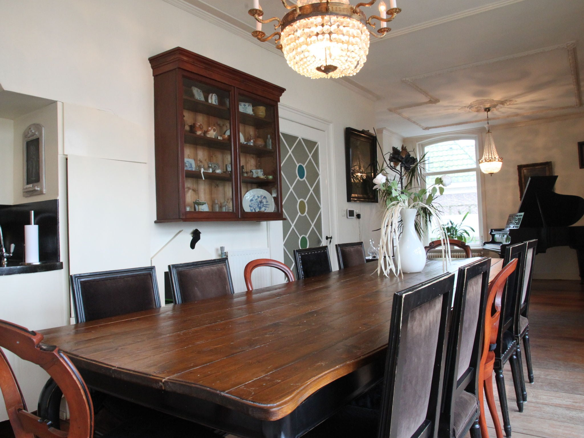 Holland | North Sea Coast North | Holiday home De Pastorie | all year | DiningRoom