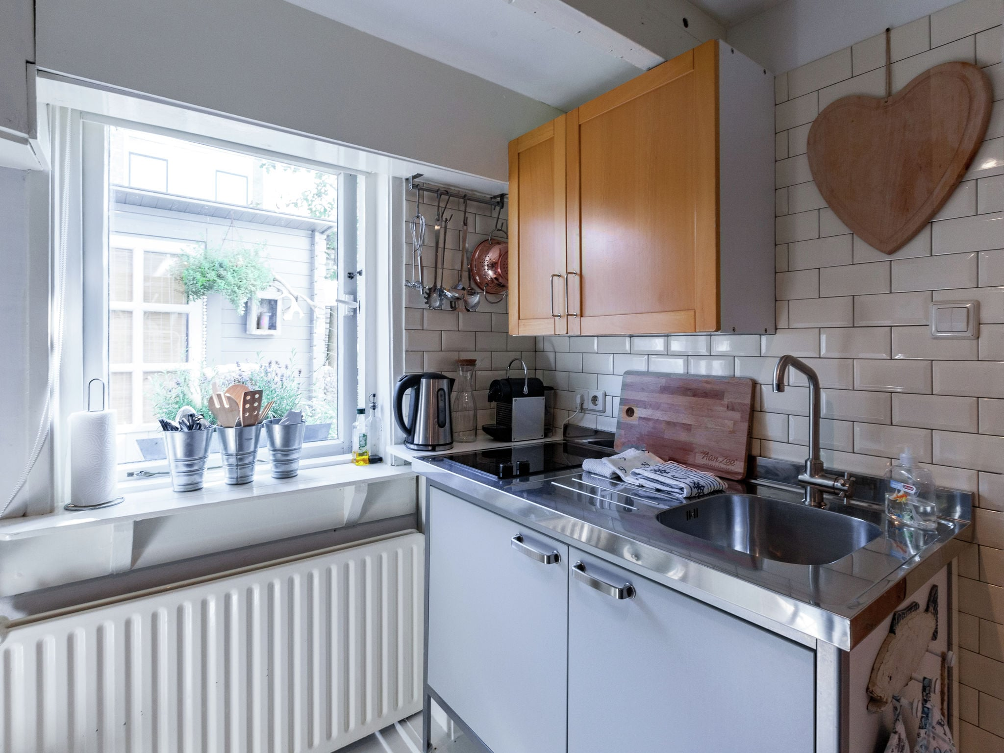 Holland | North Sea Coast North | Holiday home Zuid West II | all year | Kitchen