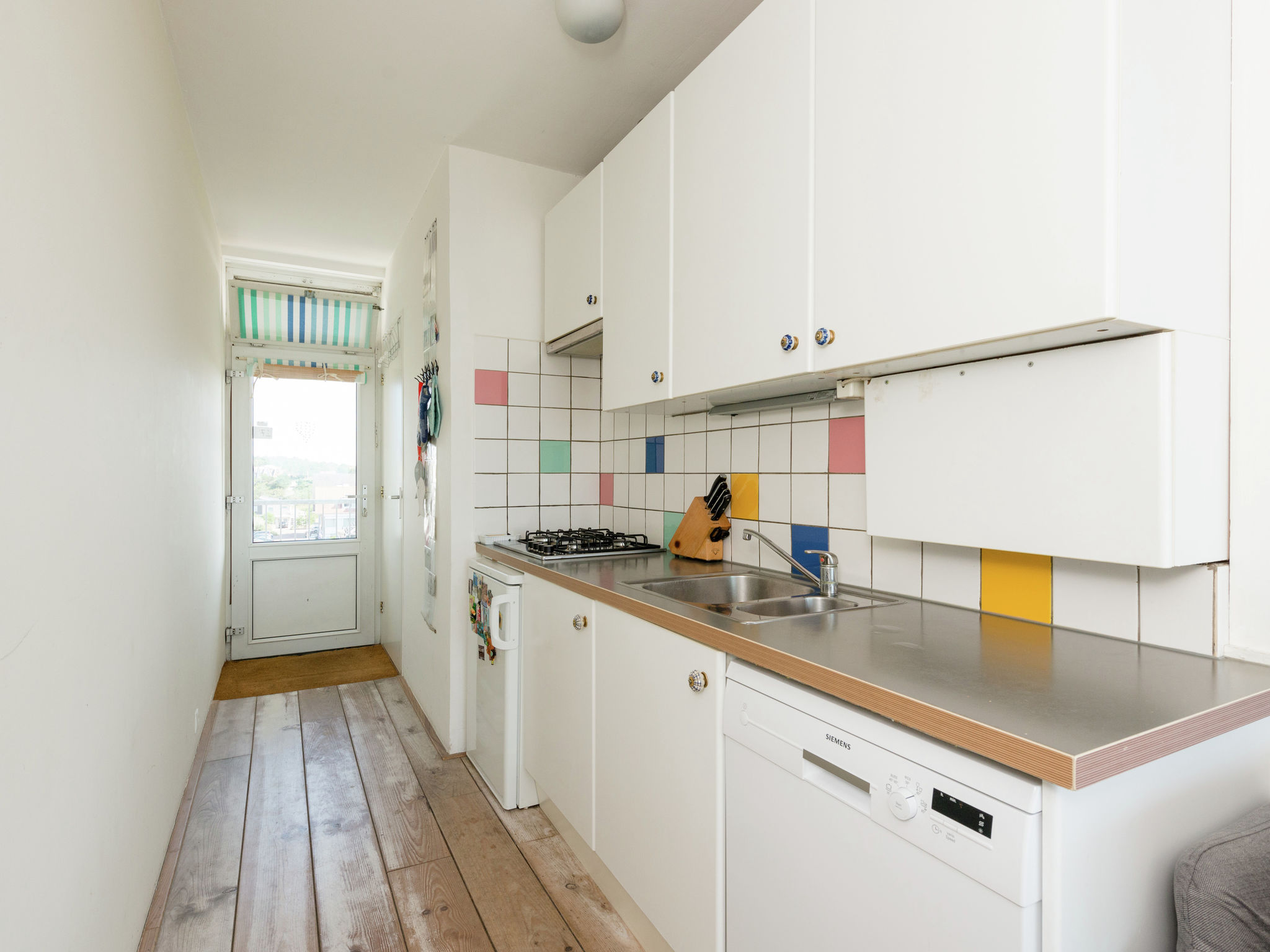 Holland | North Sea Coast North | Holiday home Uitzicht op Zee | Holidays | Kitchen