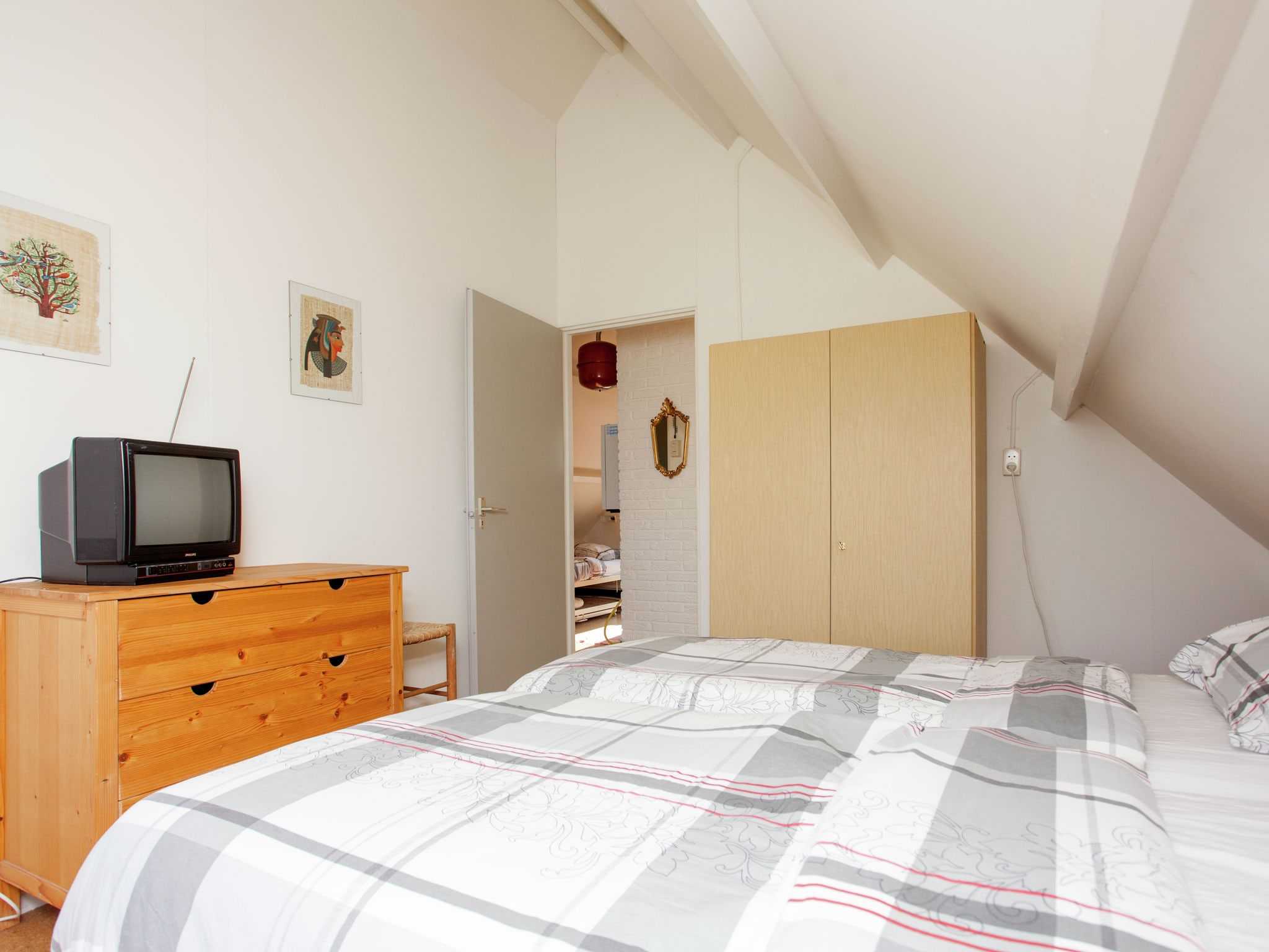 Holland | North Sea Coast South | Holiday home Cosa Nora | all year | BedRoom