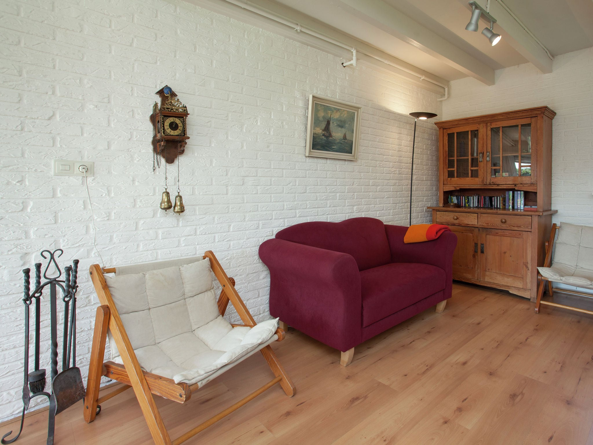 Holland | North Sea Coast South | Holiday home Cosa Nora | all year | LivingRoom