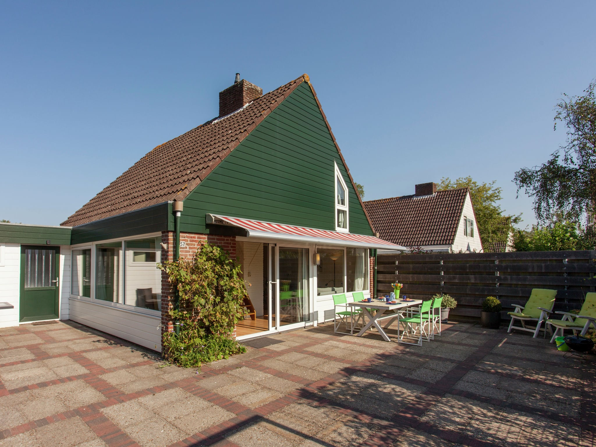 Holland | North Sea Coast South | Holiday home Cosa Nora | all year | ExteriorSummer