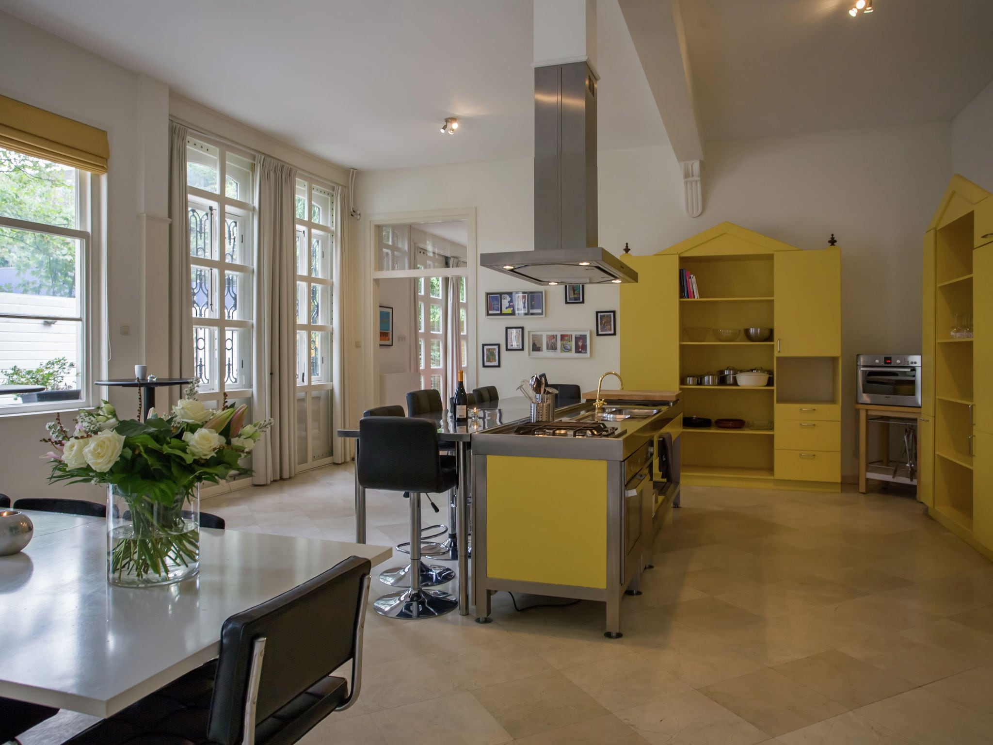 Holland | North Sea Coast South | Holiday home 't Oude Koetshuis | all year | Kitchen