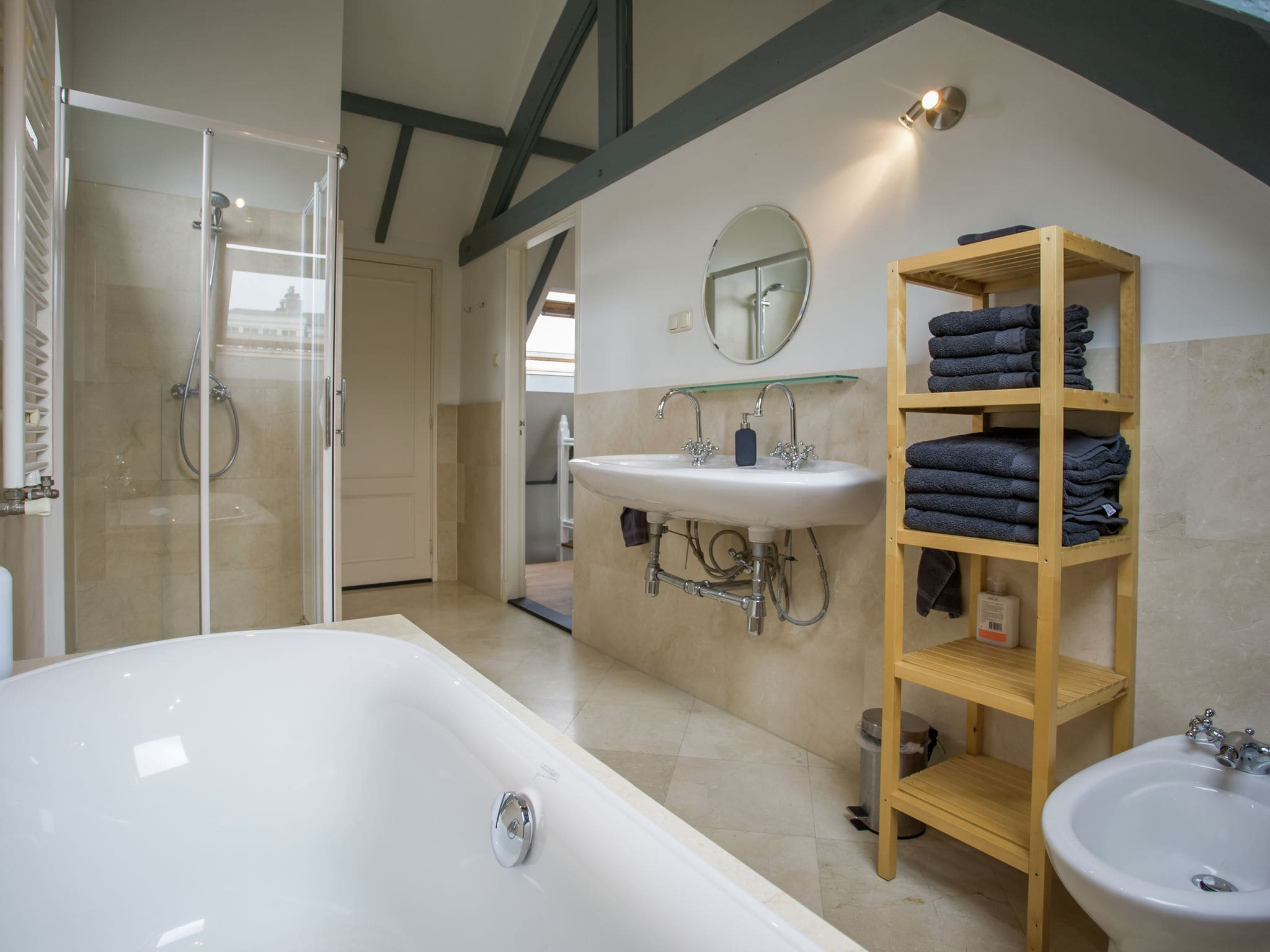 Holland | North Sea Coast South | Holiday home 't Oude Koetshuis | all year | BathRoom