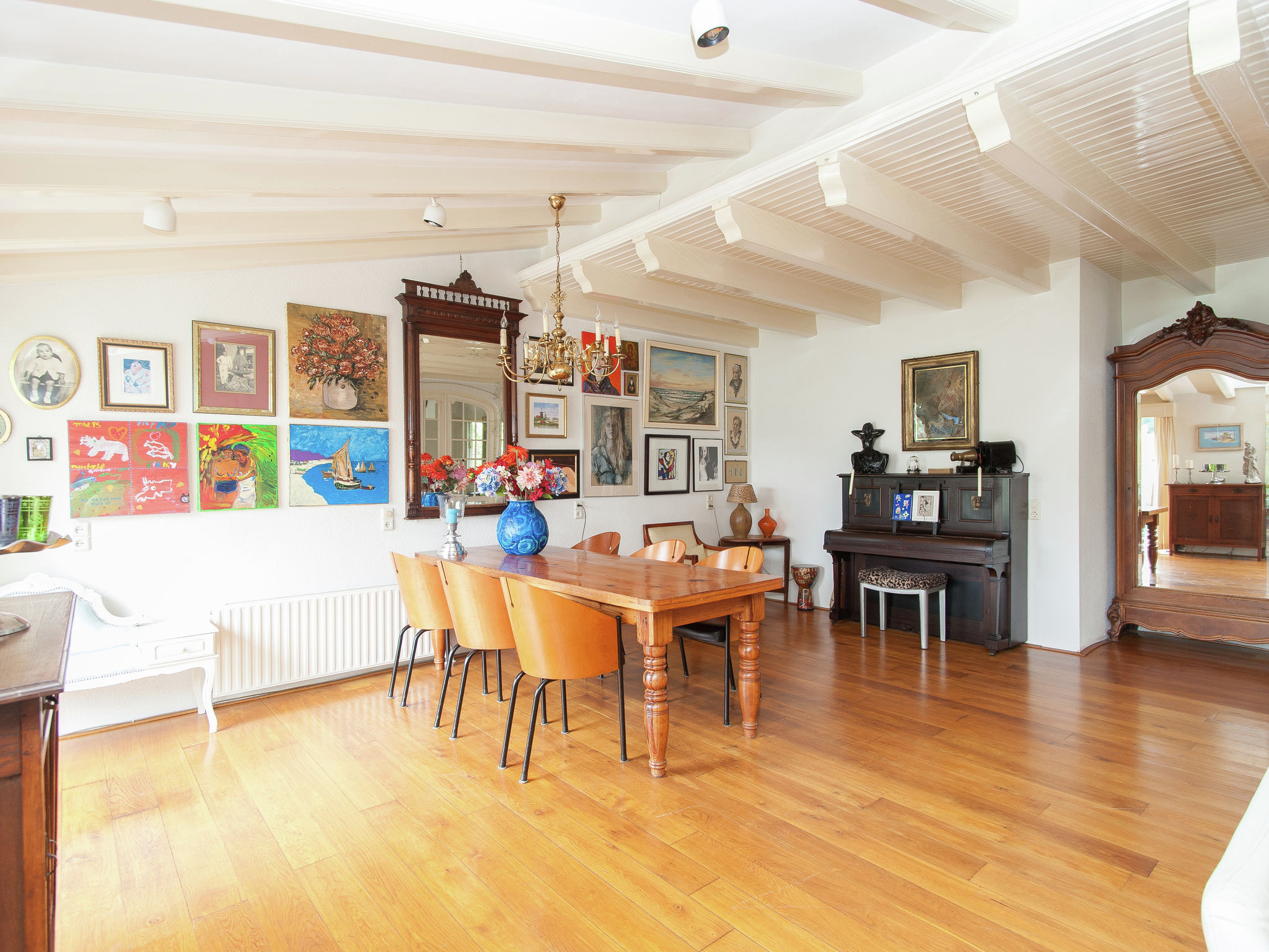 Holland | North Sea Coast North | Holiday home Anna's Place | all year | DiningRoom