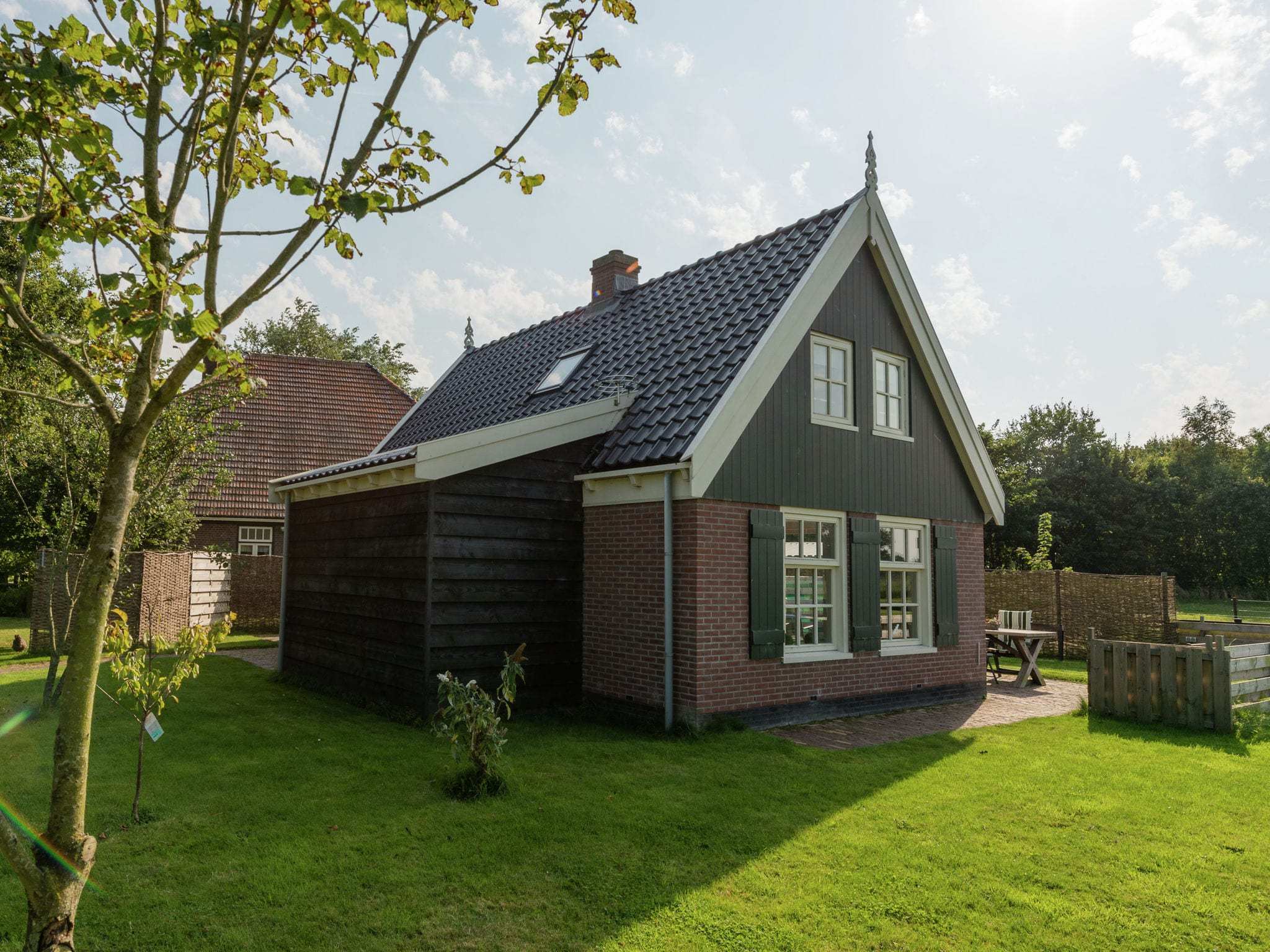 Holland | North Sea Coast North | Holiday home De Grutto 6p | all year | ExteriorSummer