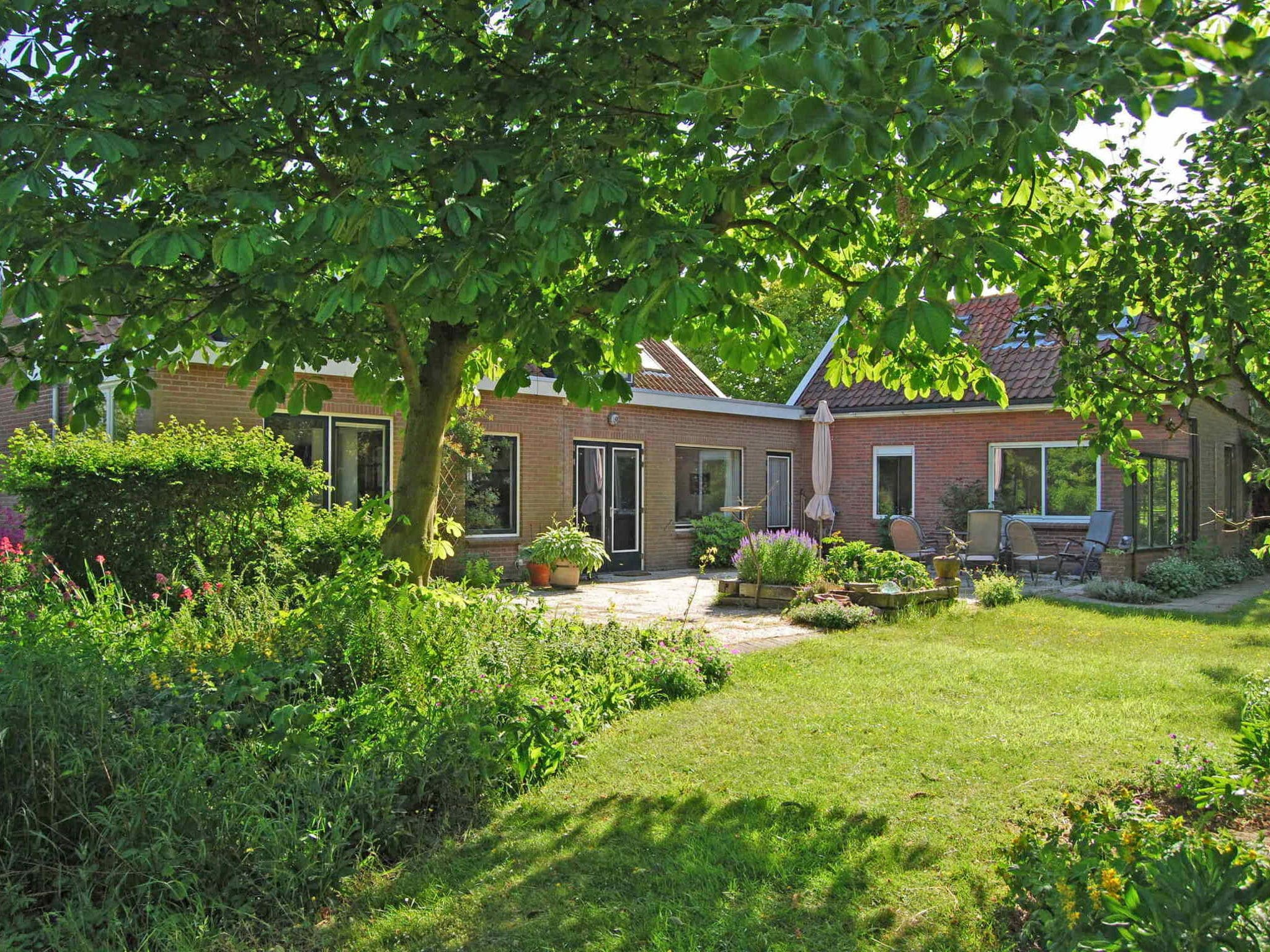 Holland | North Sea Coast South | Holiday home Natuuroase Esser | all year | ExteriorSummer
