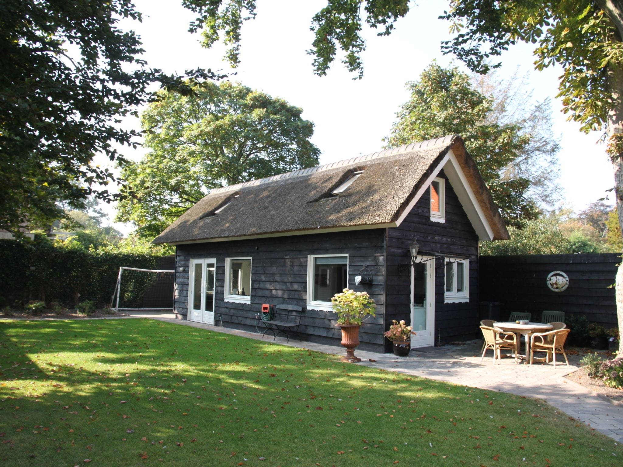 Holland | North Sea Coast North | Holiday home White Court | all year | ExteriorWinter