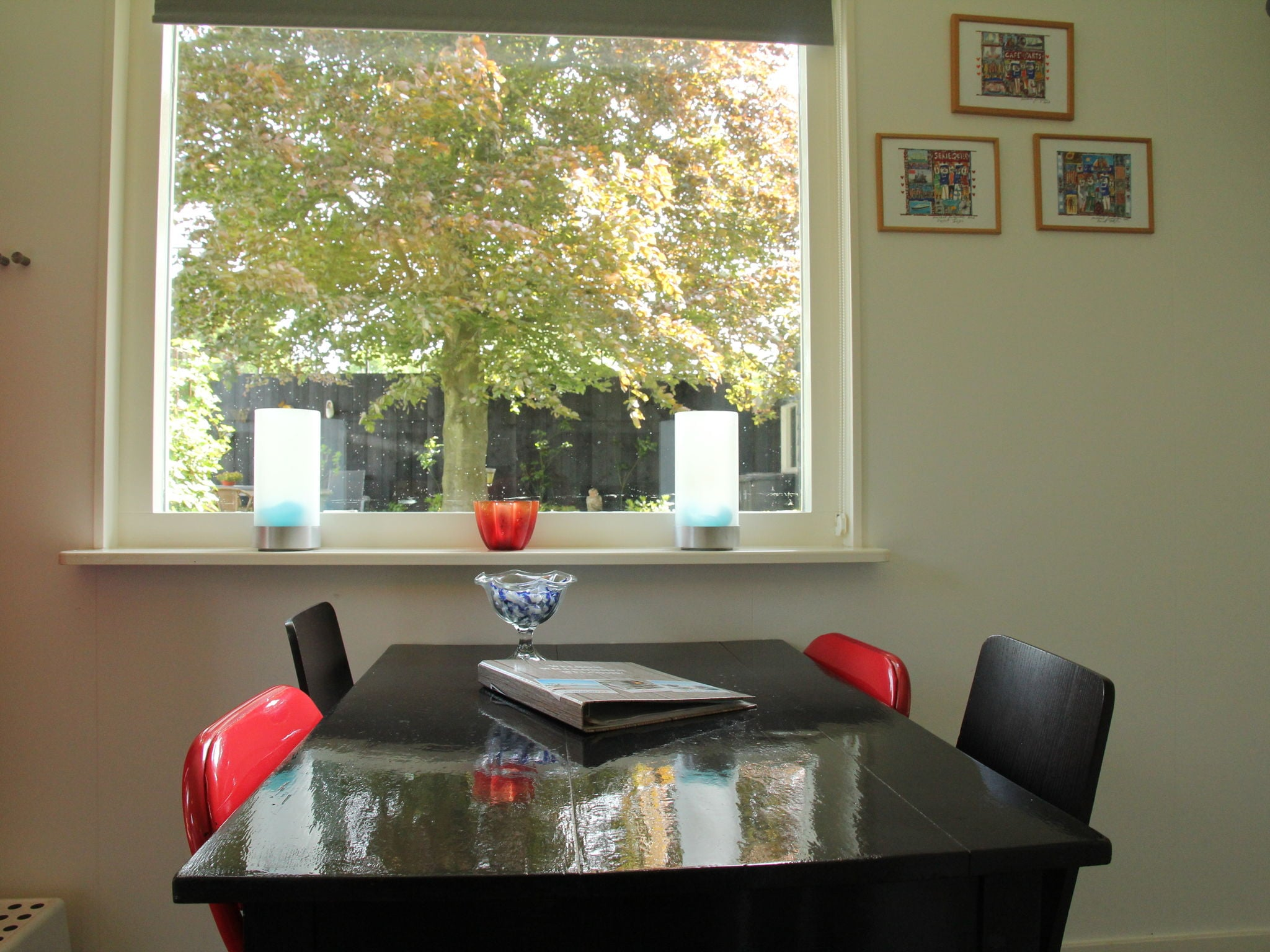 Holland | North Sea Coast North | Holiday home White Court | all year | DiningRoom