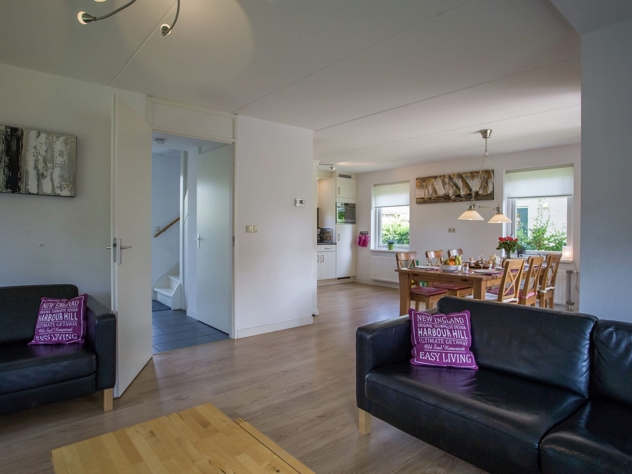 Holland | Zeeland | Holiday home Lil Hus | all year | LivingRoom