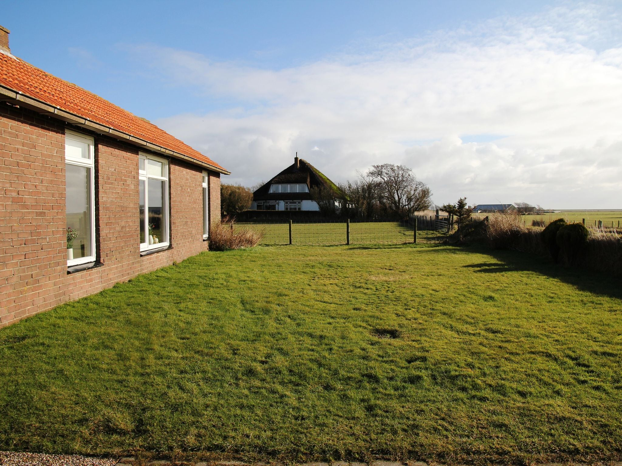 Holland | Wad Islands | Holiday home Het Landhuisje | all year | GardenSummer