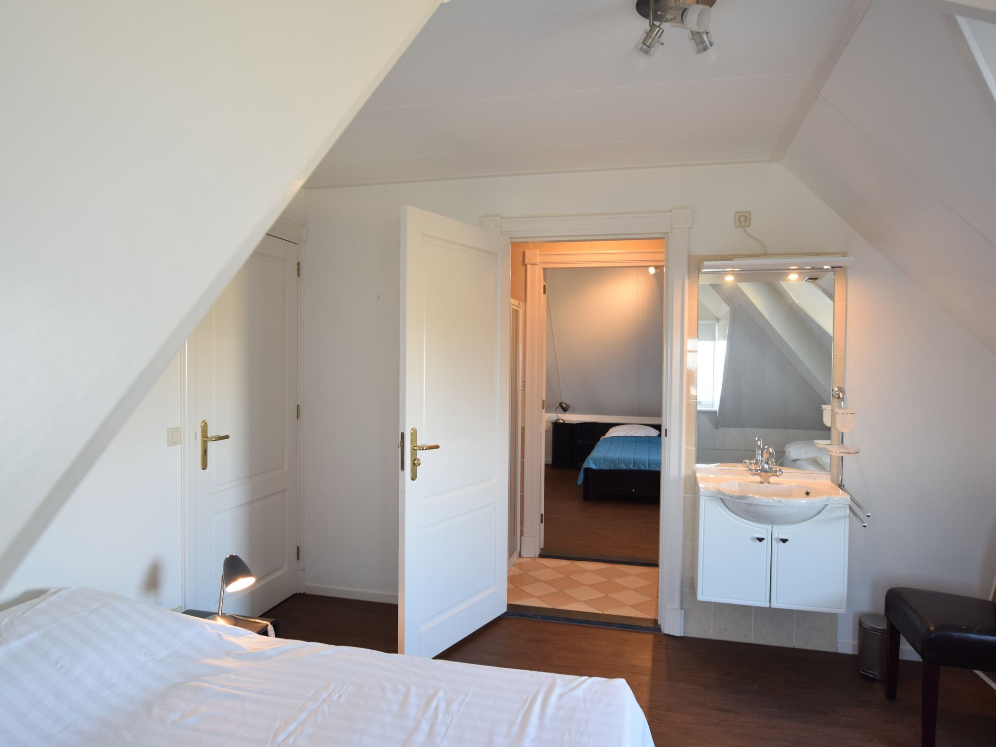 Holland | Wad Islands | Holiday home Duintrots | all year | BedRoom